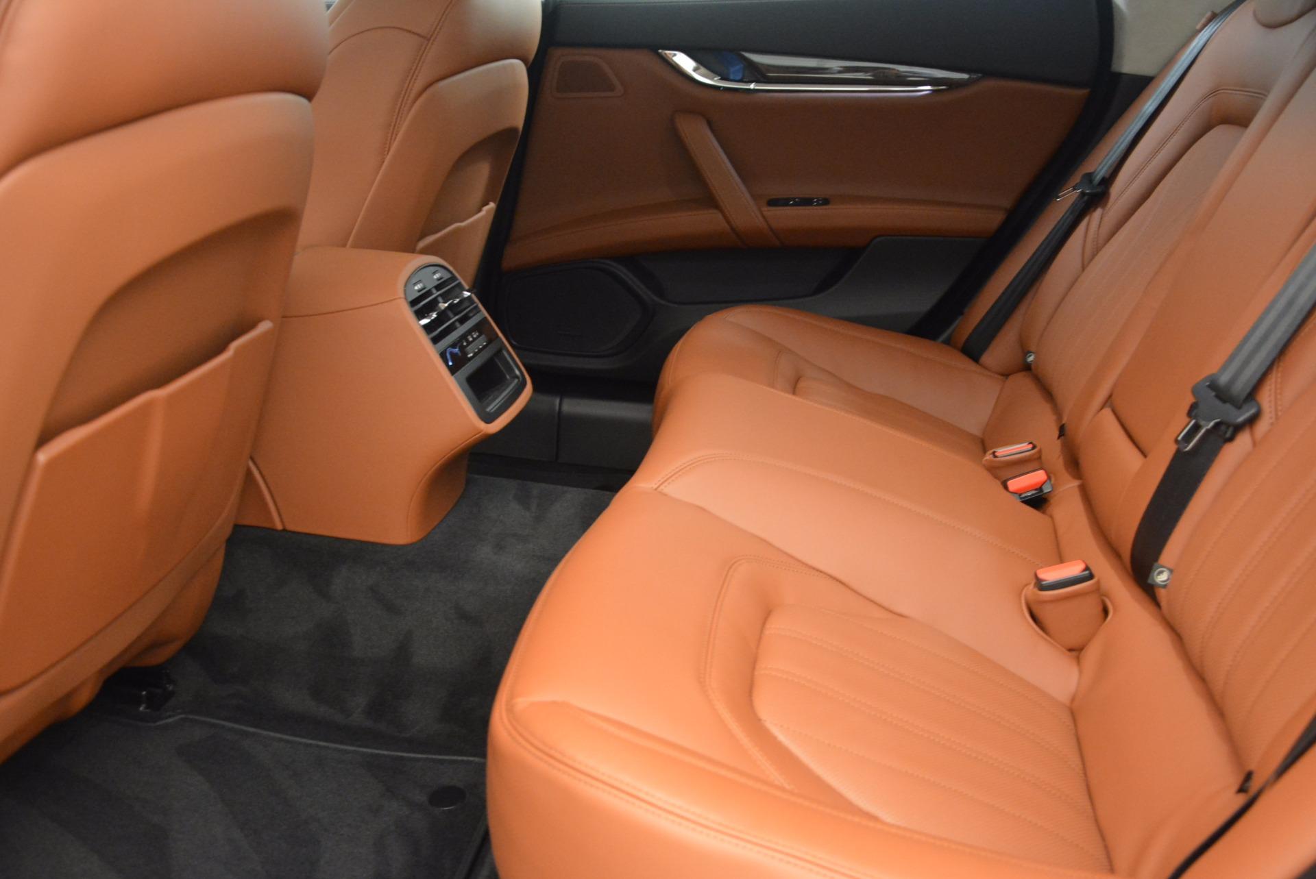 New 2018 Maserati Quattroporte S Q4 GranLusso For Sale In Westport, CT 1700_p20