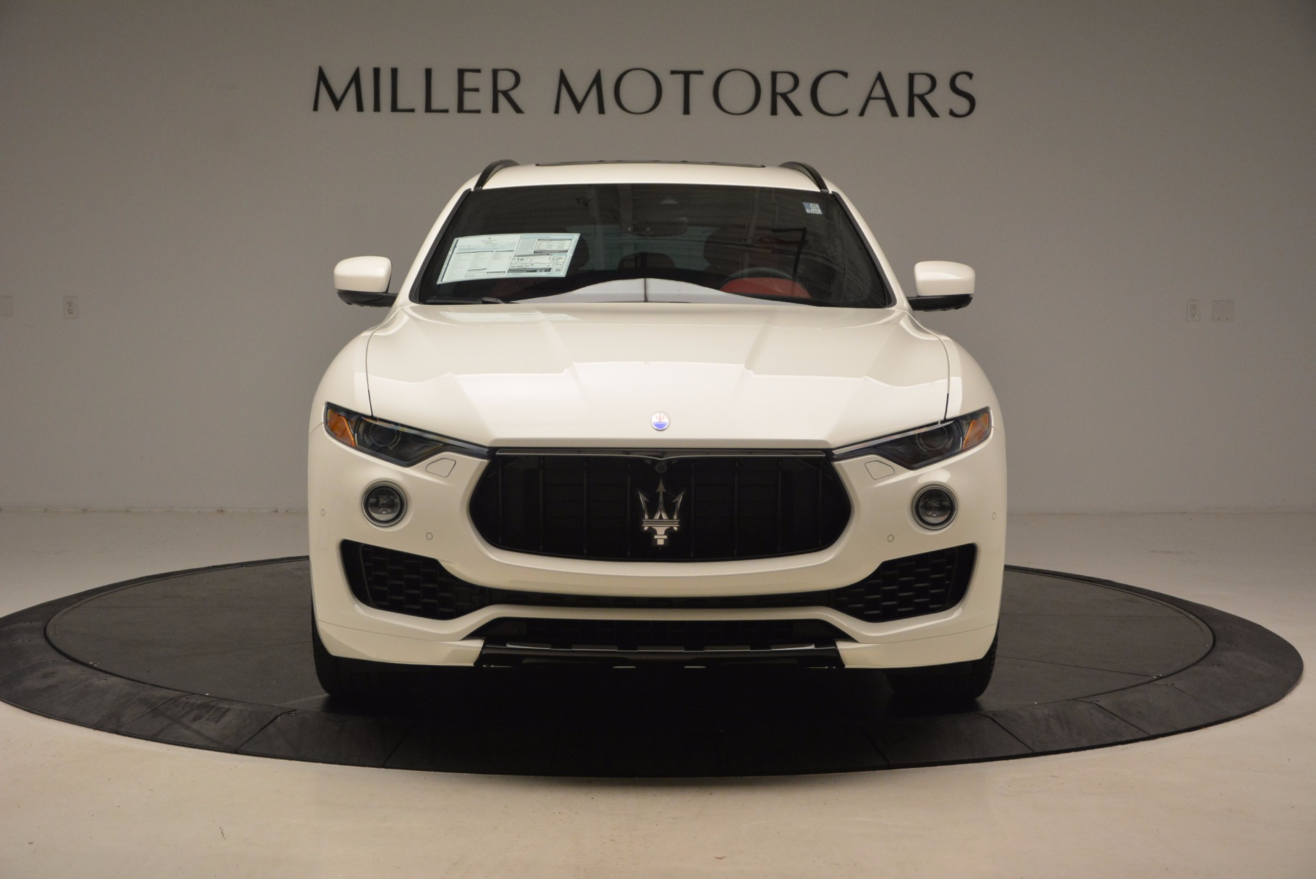 New 2018 Maserati Levante Q4 GranSport For Sale In Westport, CT 1701_p12