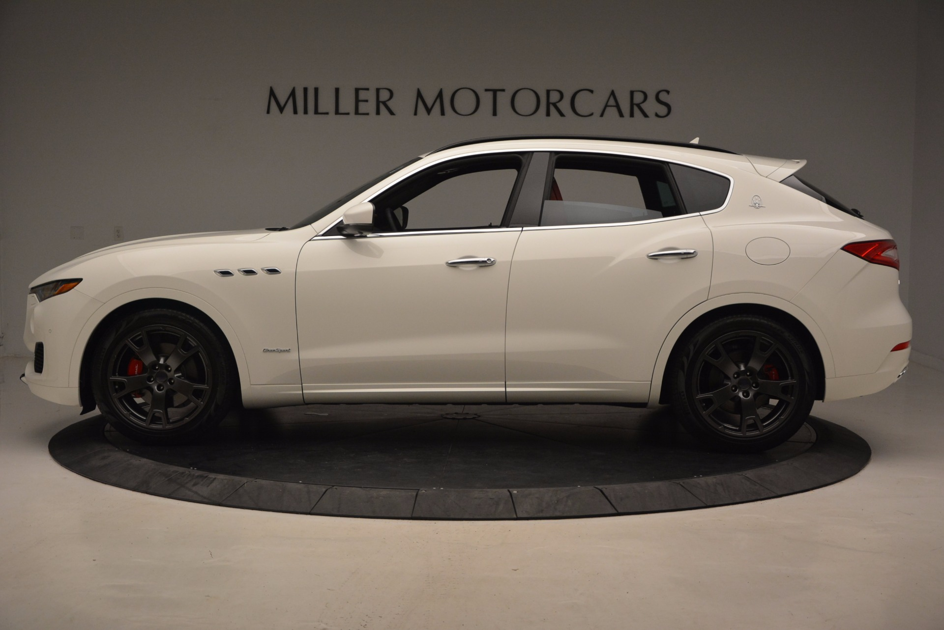 New 2018 Maserati Levante Q4 GranSport For Sale In Westport, CT 1701_p3