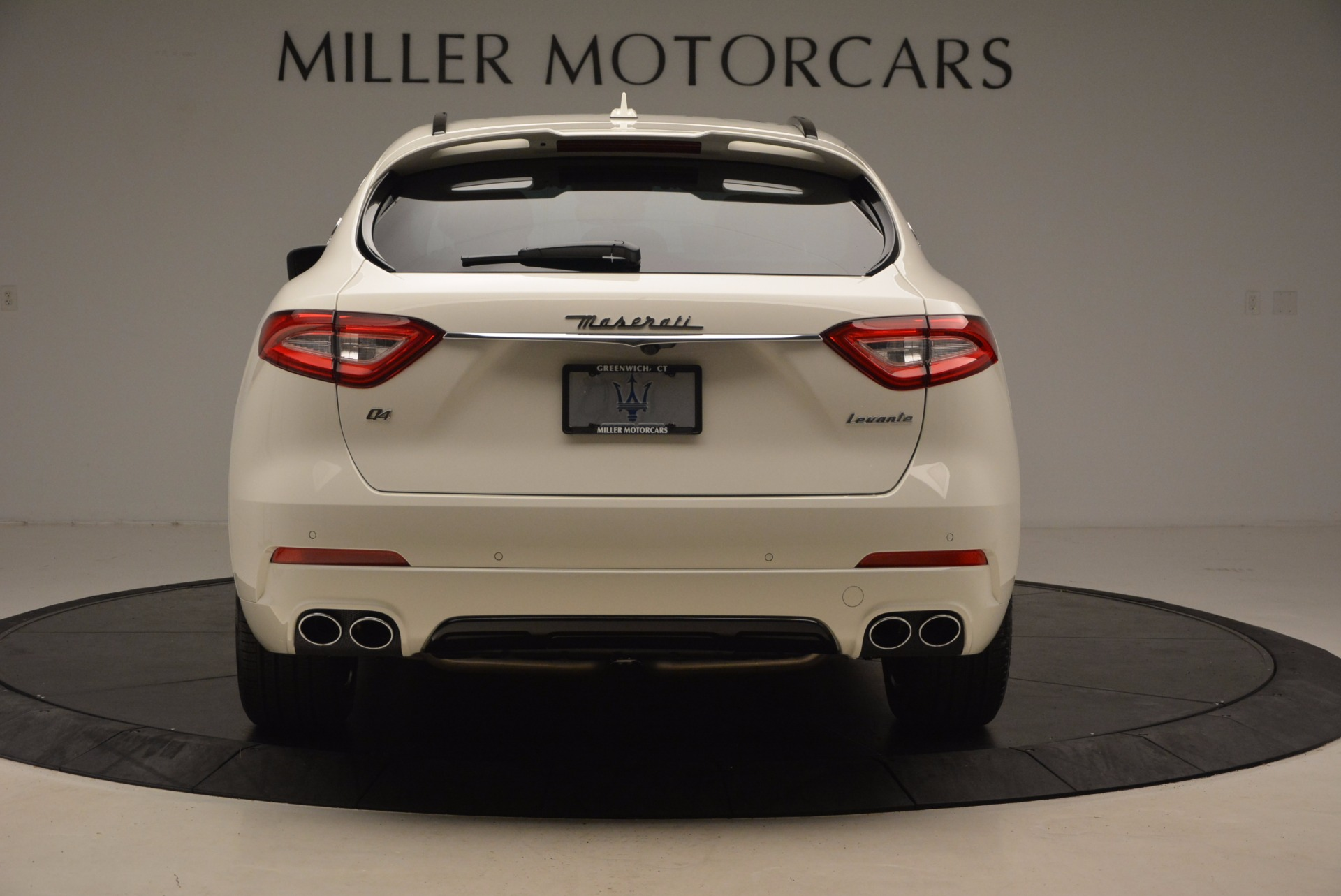 New 2018 Maserati Levante Q4 GranSport For Sale In Westport, CT 1701_p6