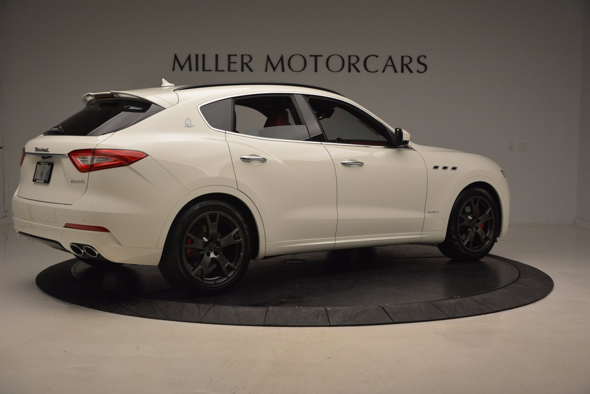 New 2018 Maserati Levante Q4 GranSport For Sale In Westport, CT 1701_p8