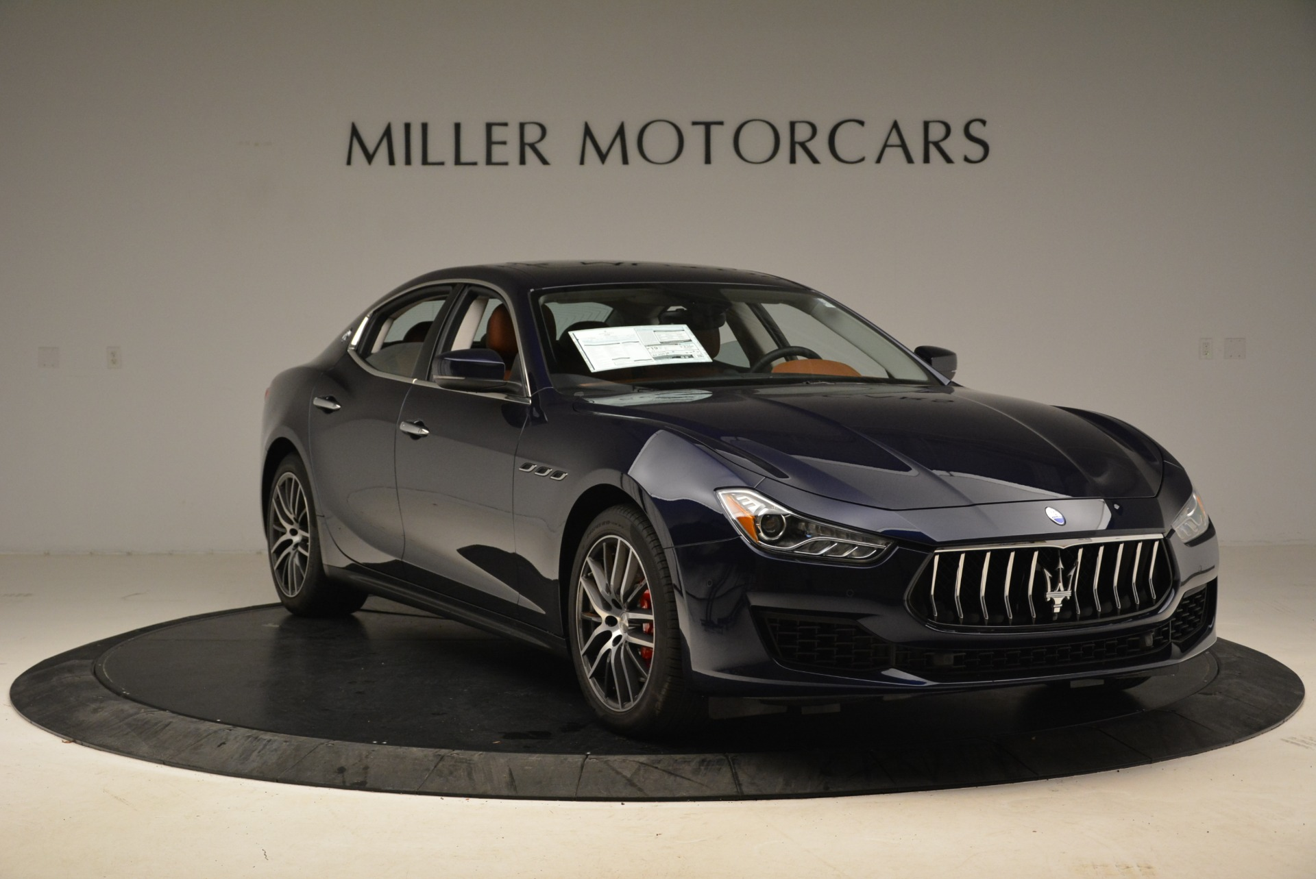 New 2018 Maserati Ghibli S Q4 For Sale In Westport, CT 1702_p11