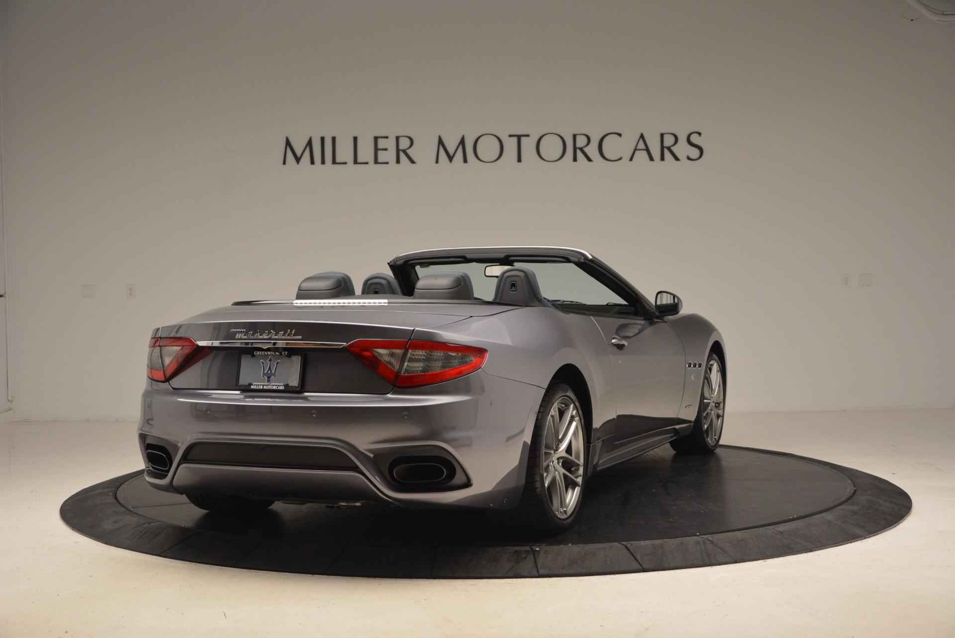 New 2018 Maserati GranTurismo Sport Convertible For Sale In Westport, CT 1703_p13