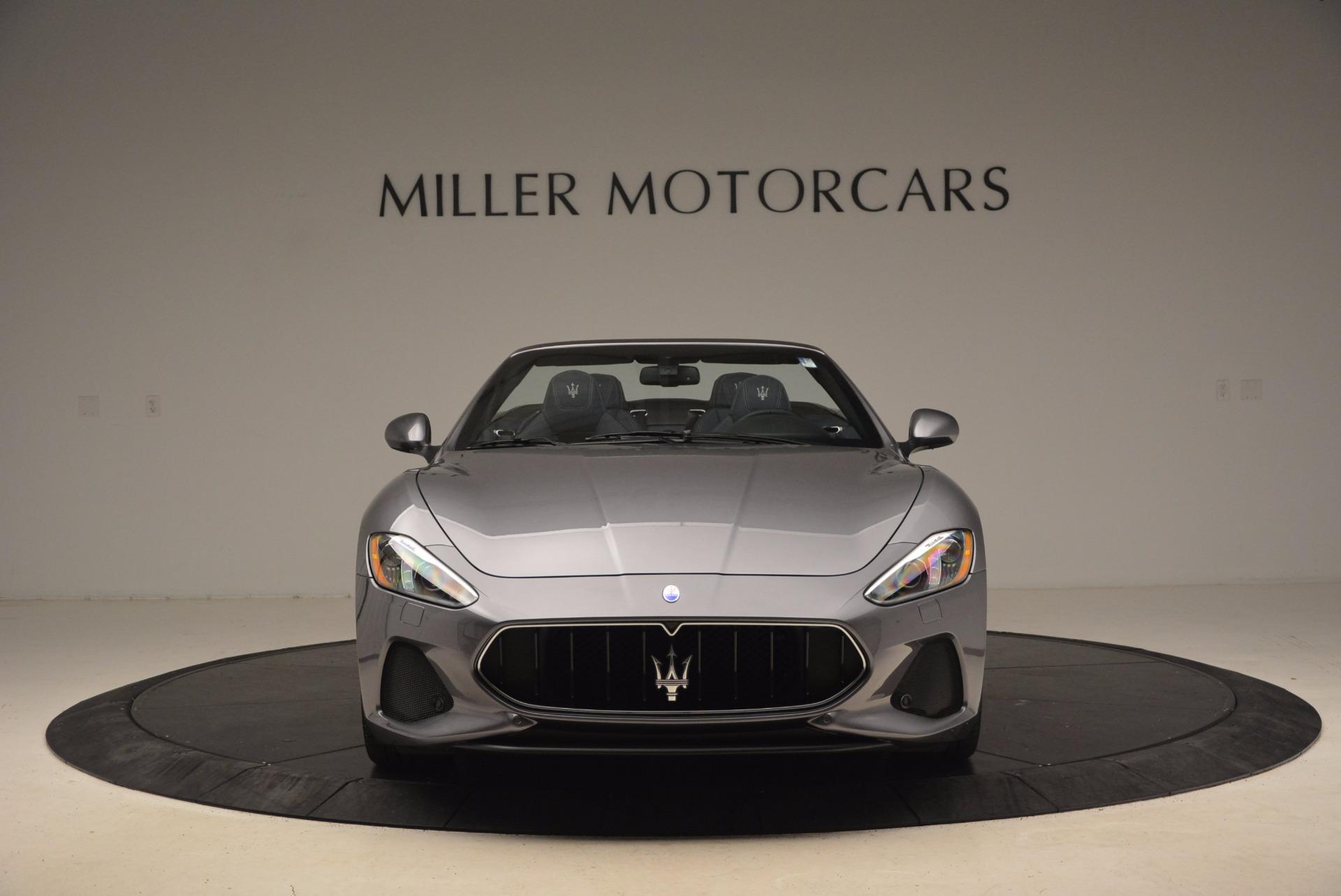 New 2018 Maserati GranTurismo Sport Convertible For Sale In Westport, CT 1703_p23