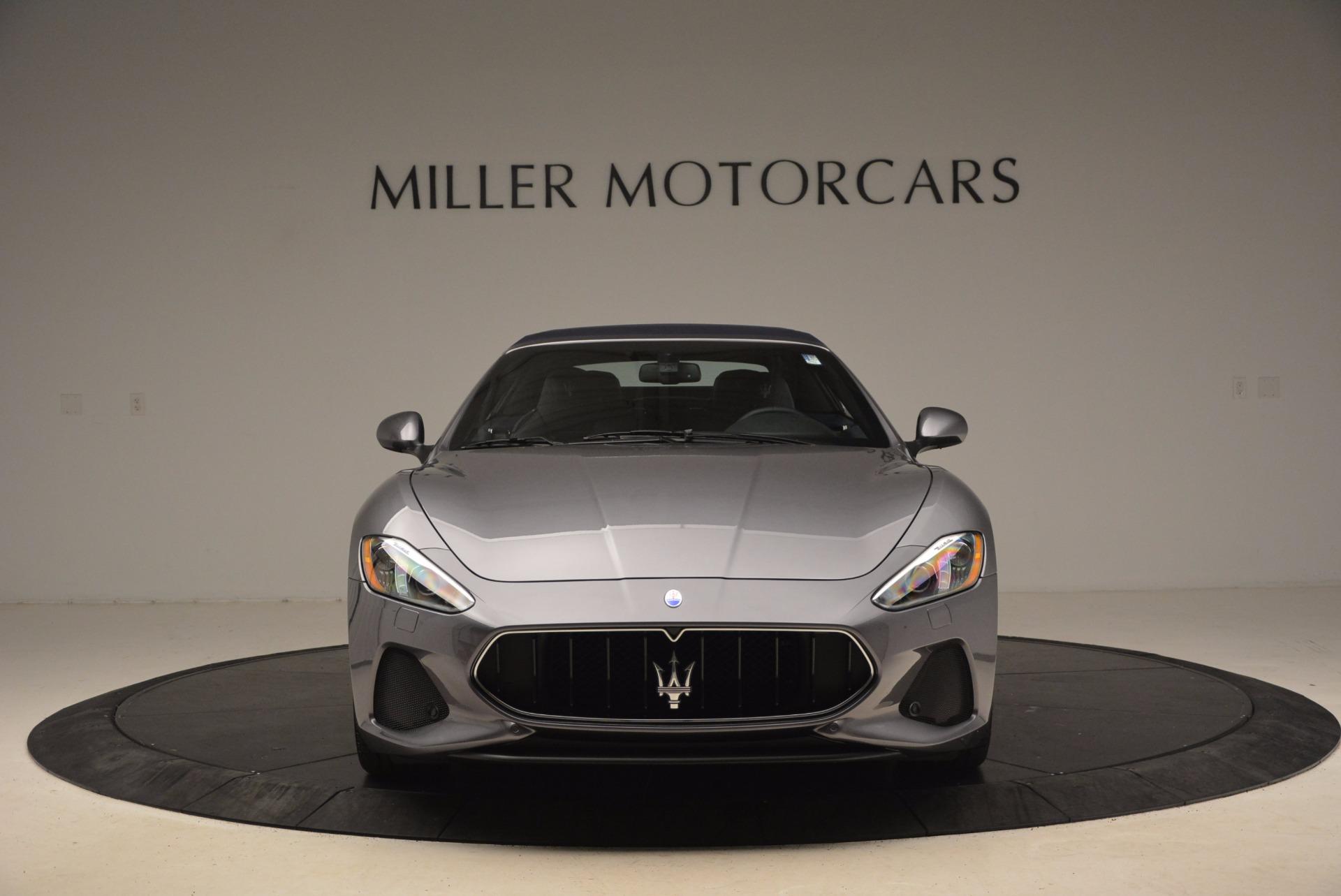 New 2018 Maserati GranTurismo Sport Convertible For Sale In Westport, CT 1703_p24