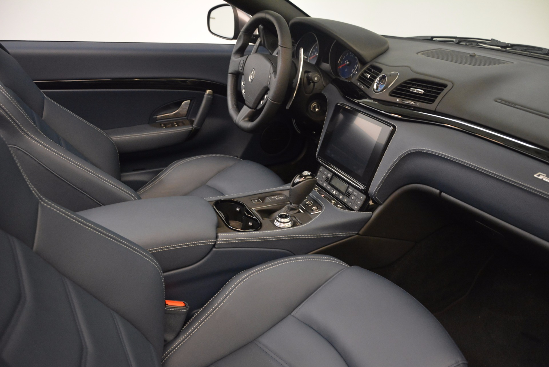 New 2018 Maserati GranTurismo Sport Convertible For Sale In Westport, CT 1703_p32