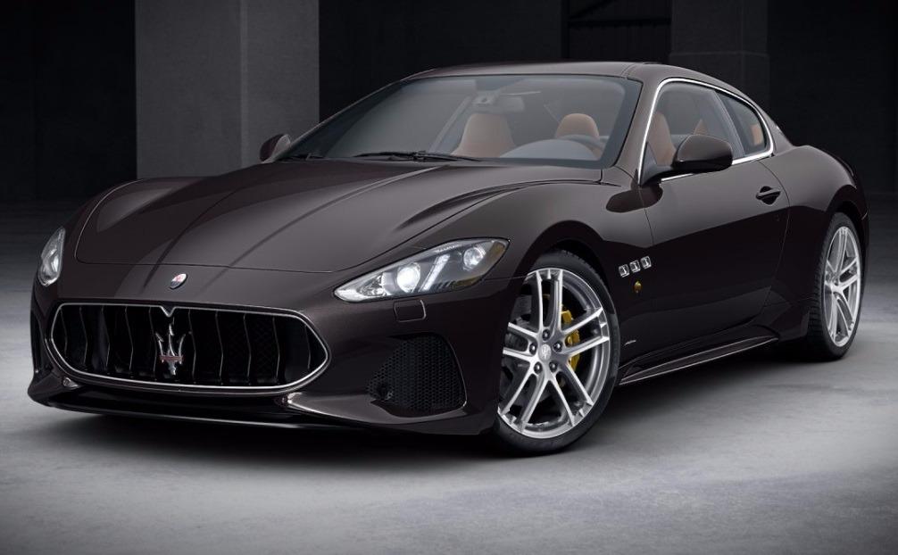 New 2018 Maserati GranTurismo Sport For Sale In Westport, CT 1704_main