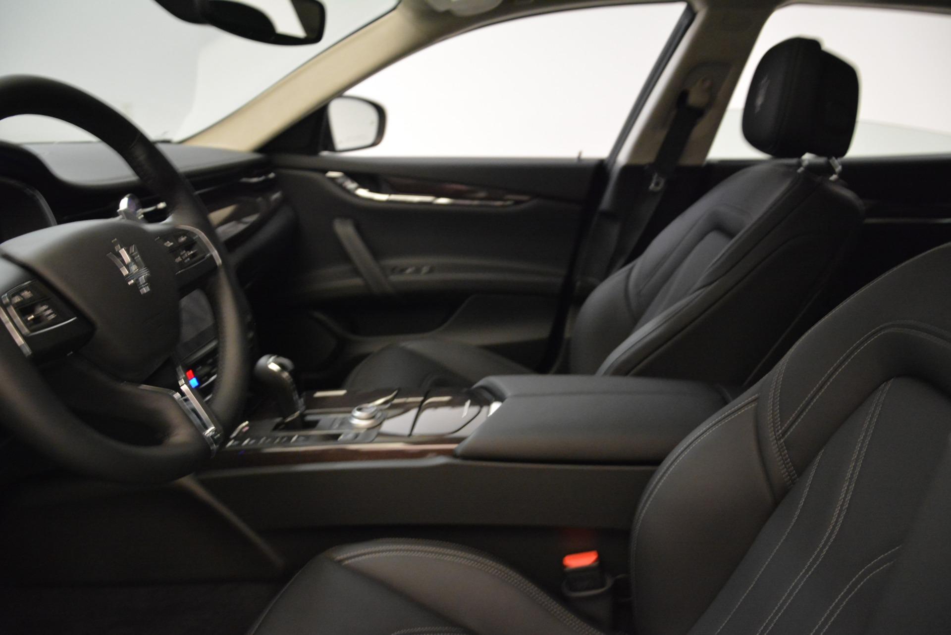 New 2018 Maserati Quattroporte S Q4 GranLusso For Sale In Westport, CT 1705_p14