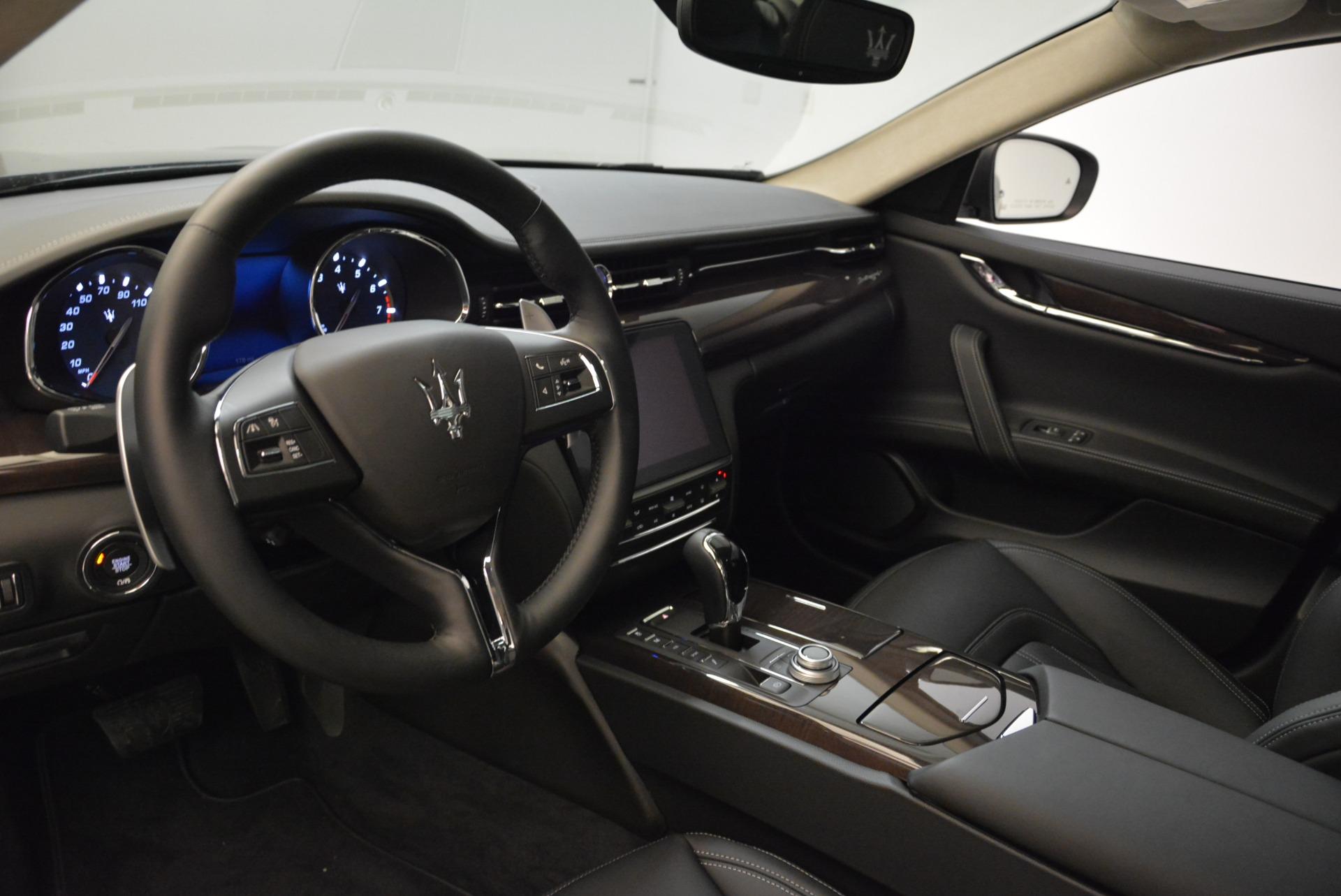 New 2018 Maserati Quattroporte S Q4 GranLusso For Sale In Westport, CT 1705_p15