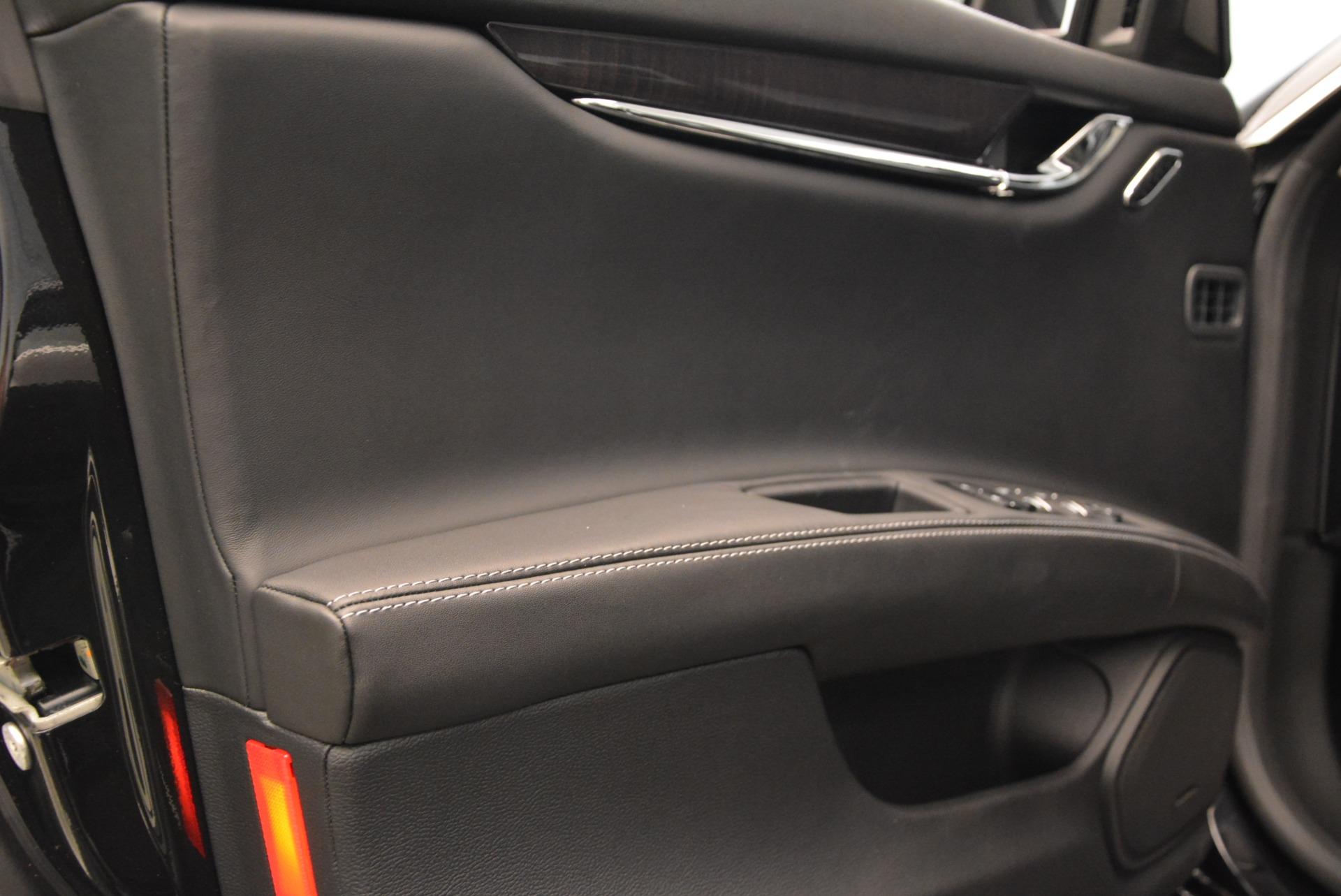 New 2018 Maserati Quattroporte S Q4 GranLusso For Sale In Westport, CT 1705_p17