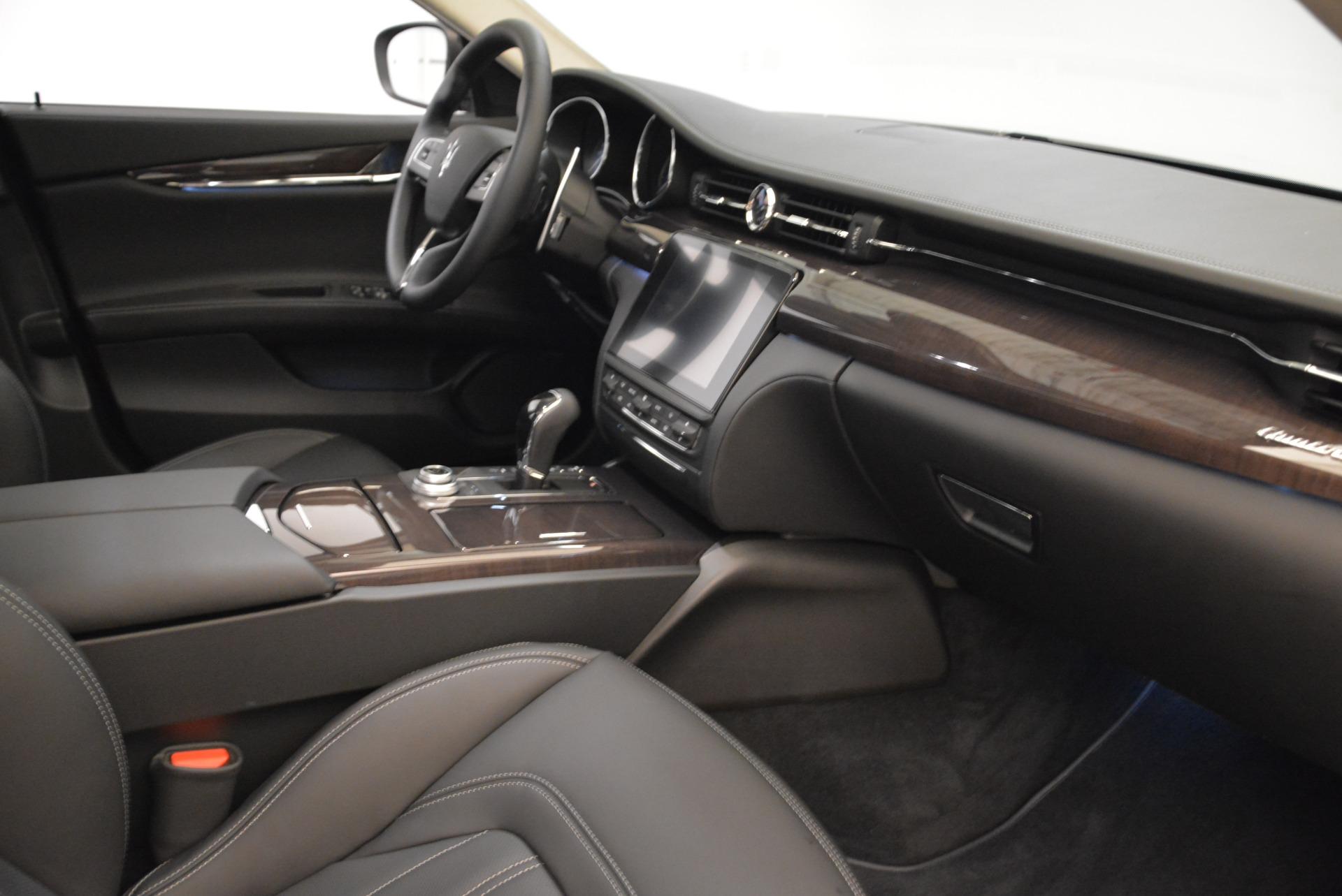 New 2018 Maserati Quattroporte S Q4 GranLusso For Sale In Westport, CT 1705_p23