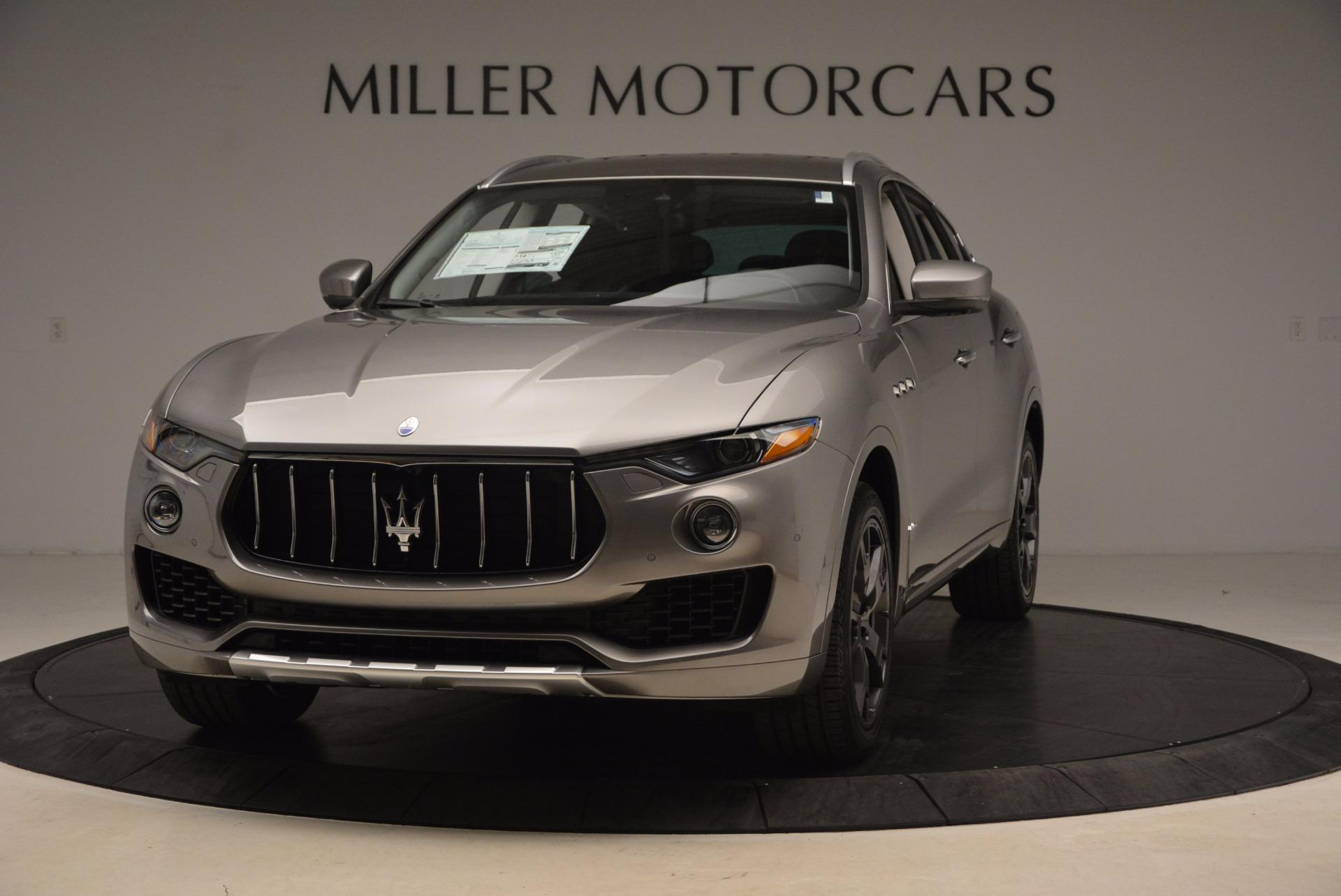 New 2018 Maserati Levante Q4 GranLusso For Sale In Westport, CT 1709_main