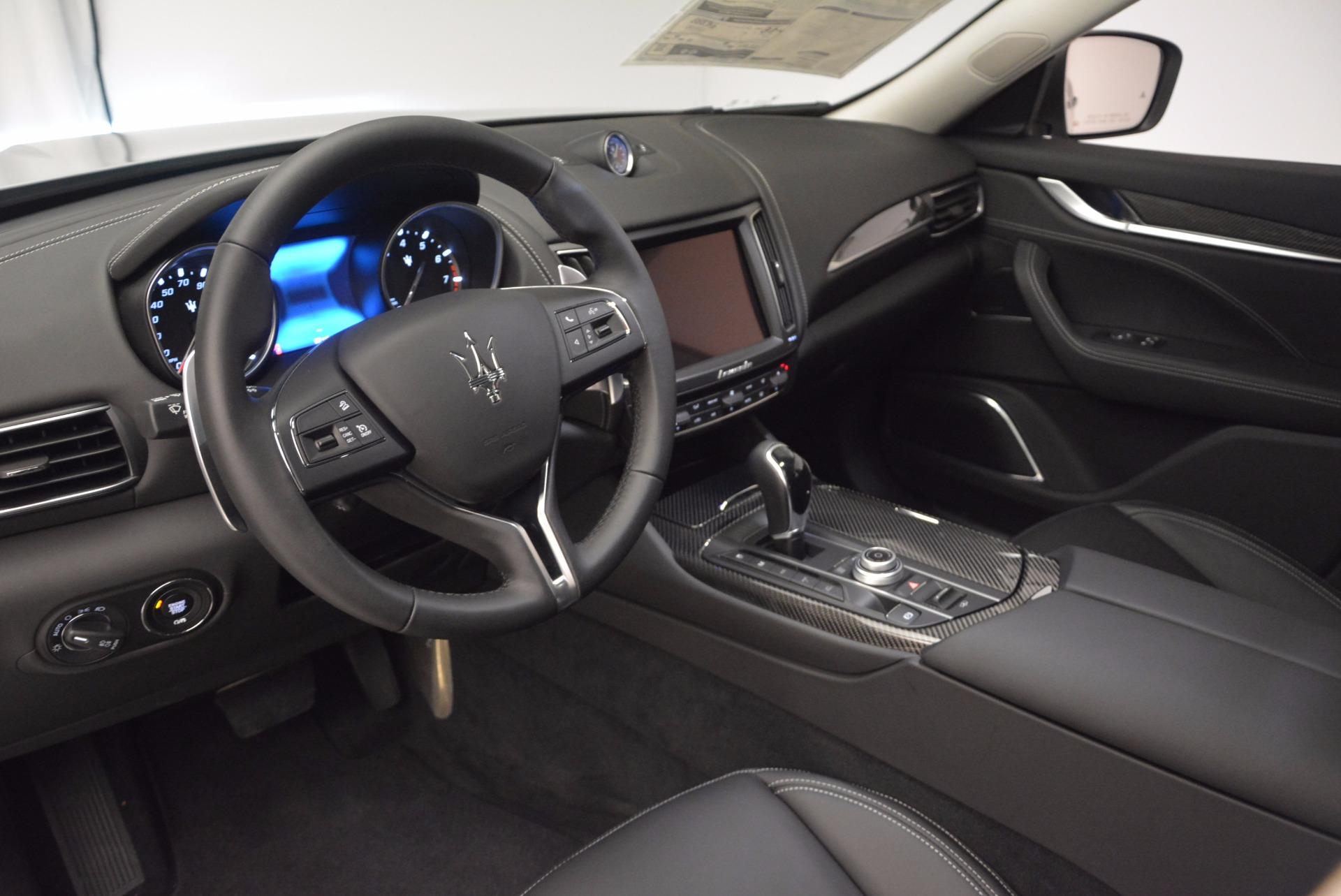 New 2018 Maserati Levante Q4 GranLusso For Sale In Westport, CT 1709_p13