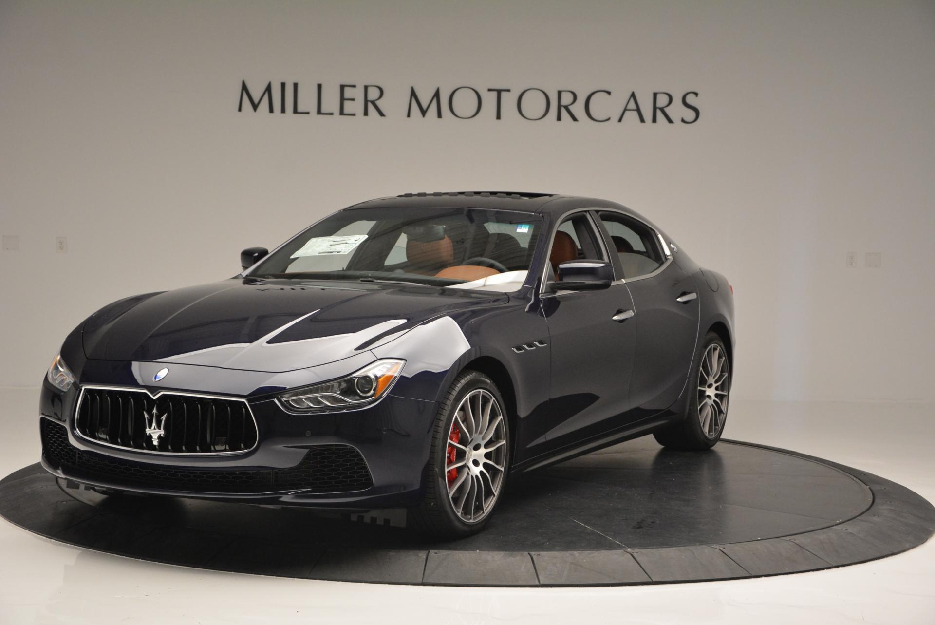 New 2016 Maserati Ghibli S Q4 For Sale In Westport, CT 171_main