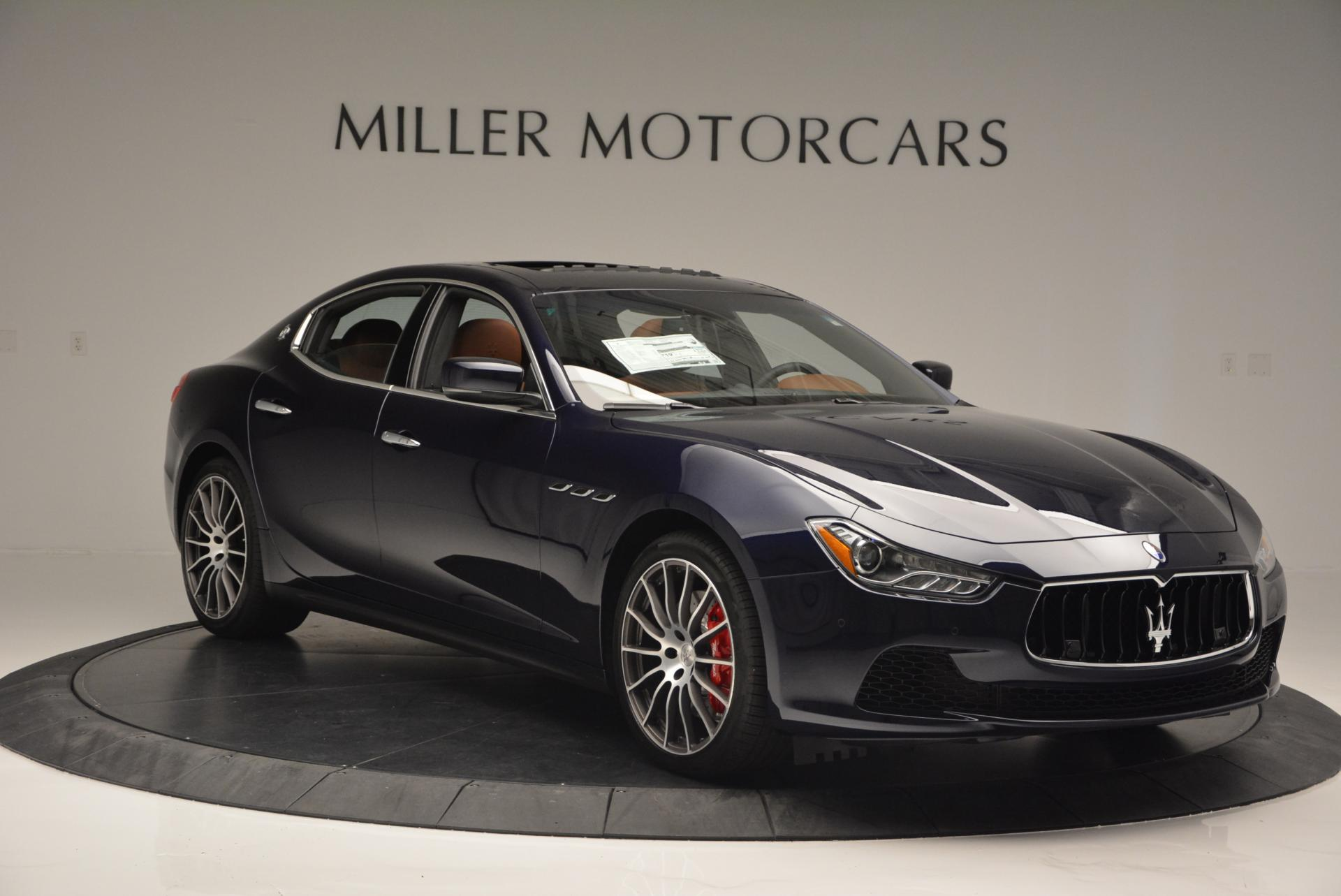 New 2016 Maserati Ghibli S Q4 For Sale In Westport, CT 171_p11