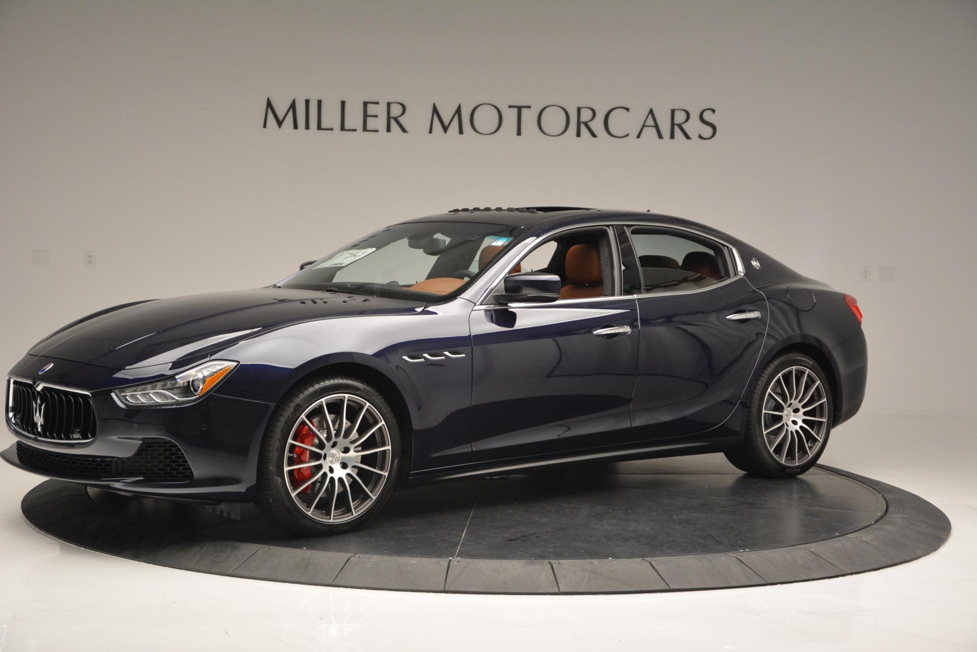 New 2016 Maserati Ghibli S Q4 For Sale In Westport, CT 171_p3
