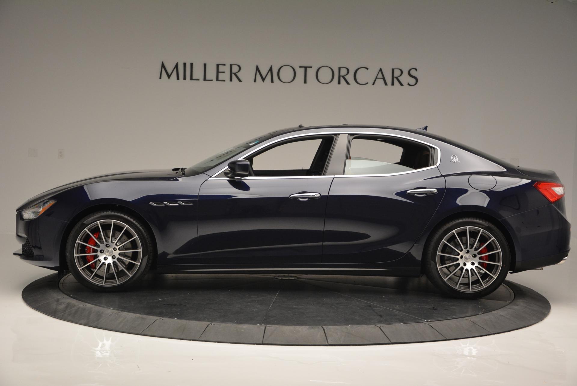 New 2016 Maserati Ghibli S Q4 For Sale In Westport, CT 171_p4