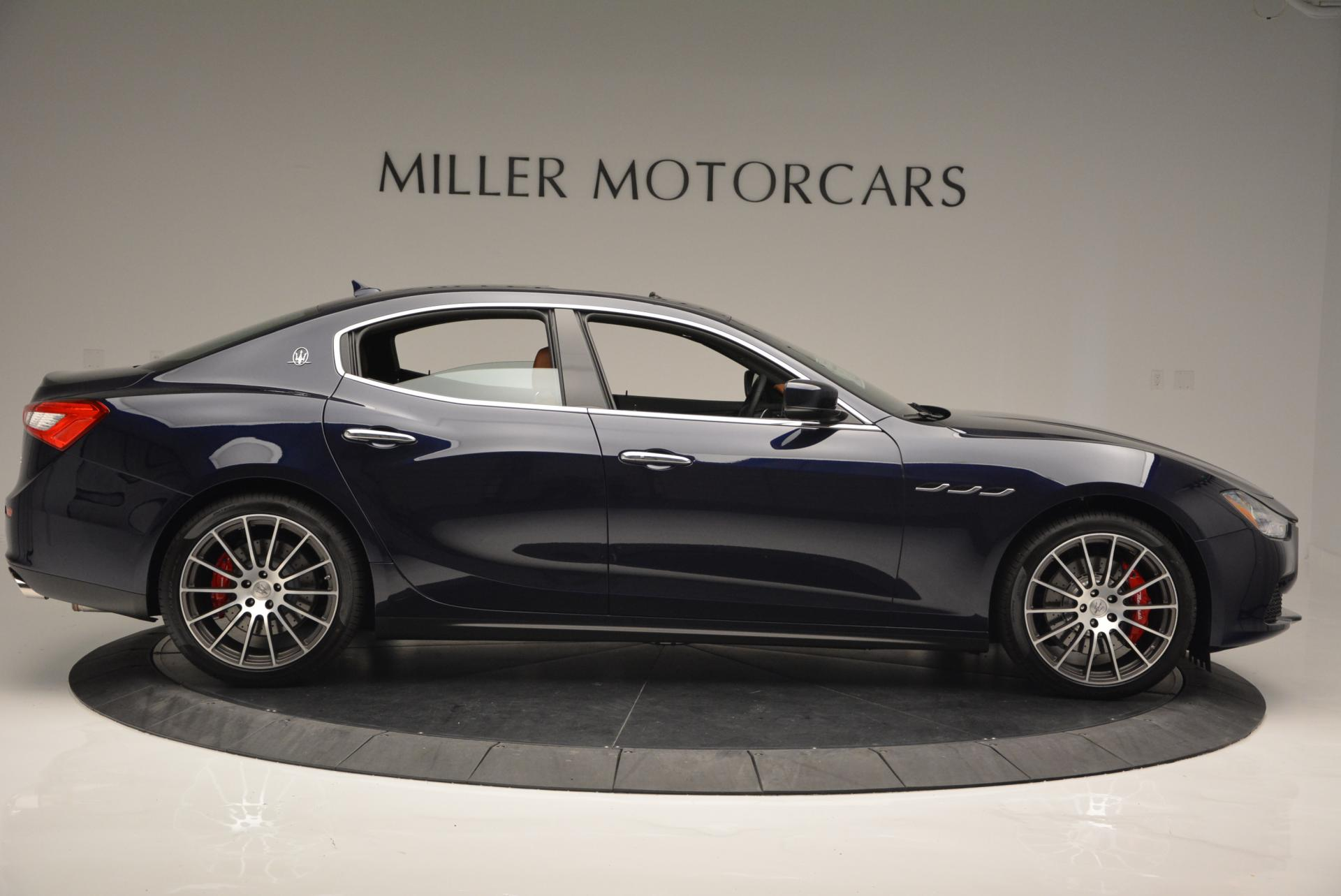 New 2016 Maserati Ghibli S Q4 For Sale In Westport, CT 171_p9