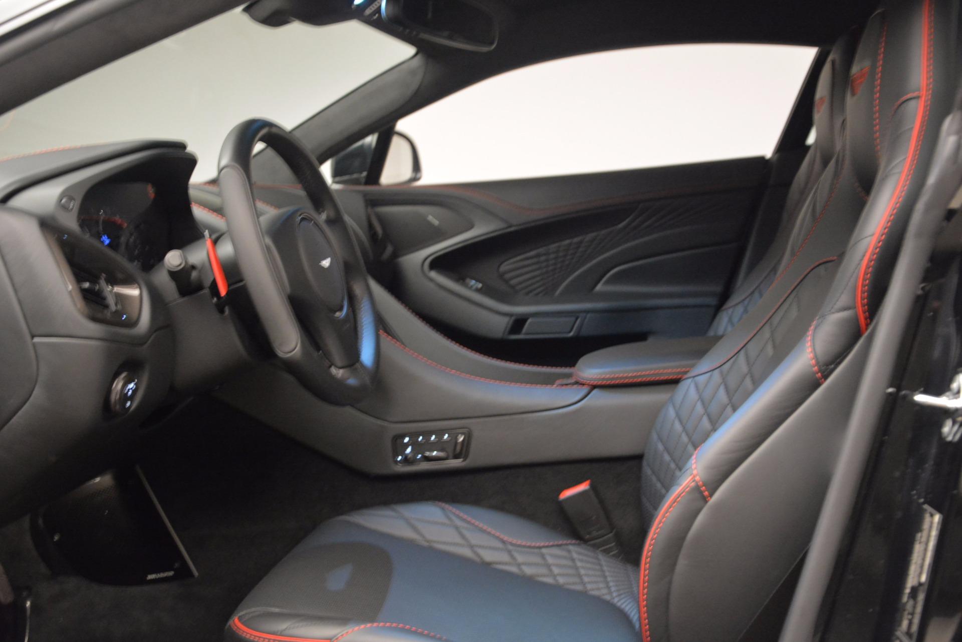Used 2018 Aston Martin Vanquish S  For Sale In Westport, CT 1710_p13
