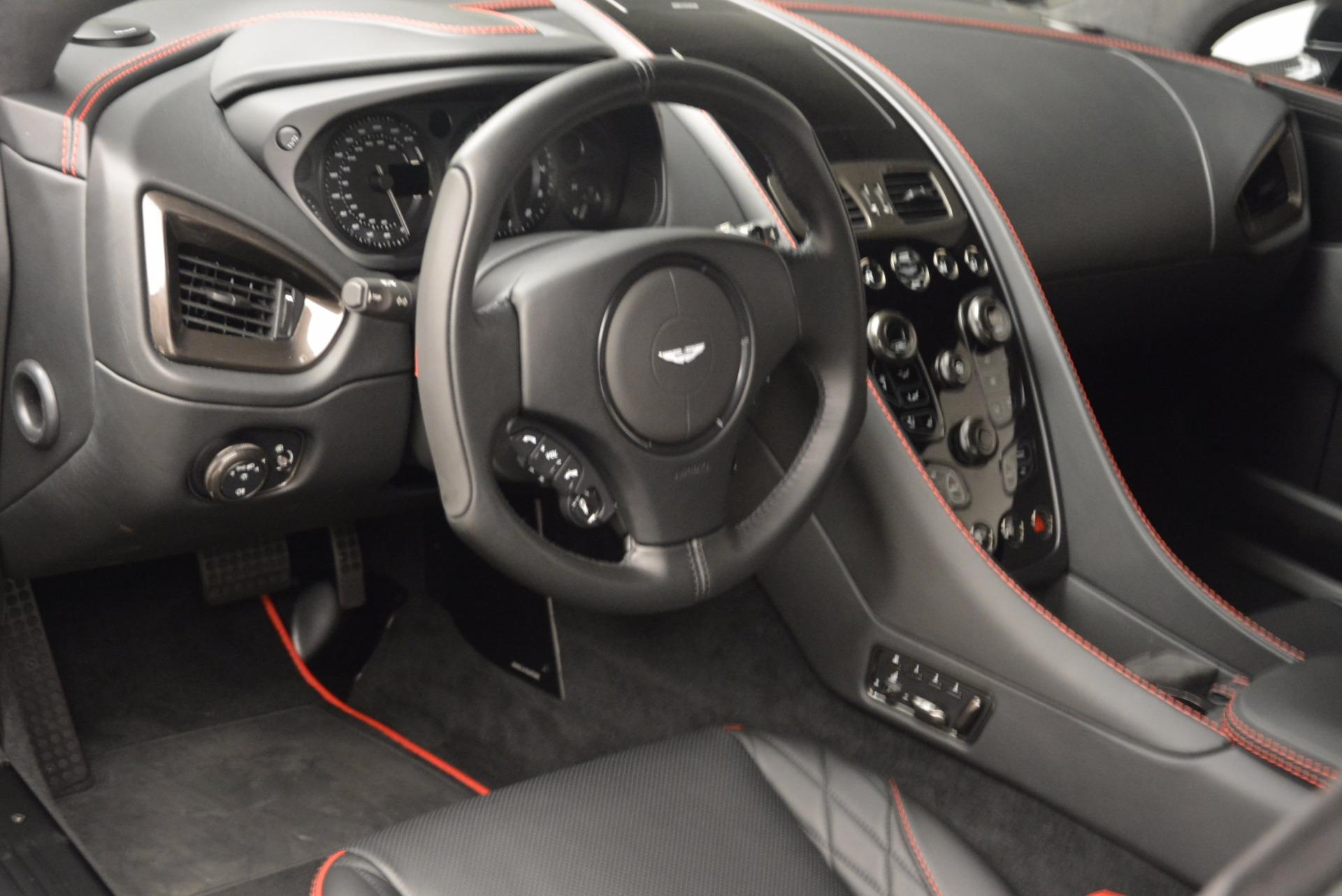 Used 2018 Aston Martin Vanquish S  For Sale In Westport, CT 1710_p14