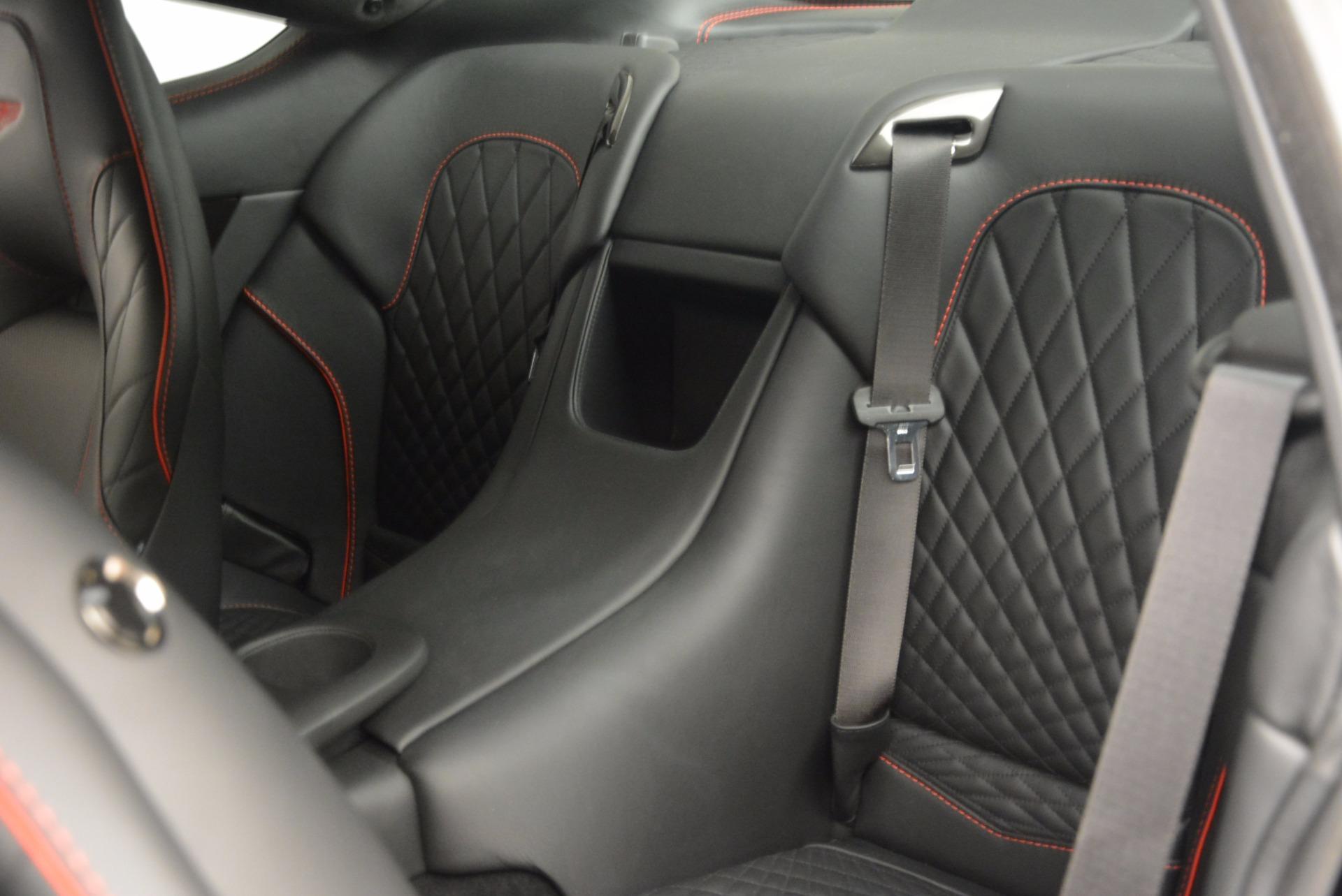 Used 2018 Aston Martin Vanquish S  For Sale In Westport, CT 1710_p17