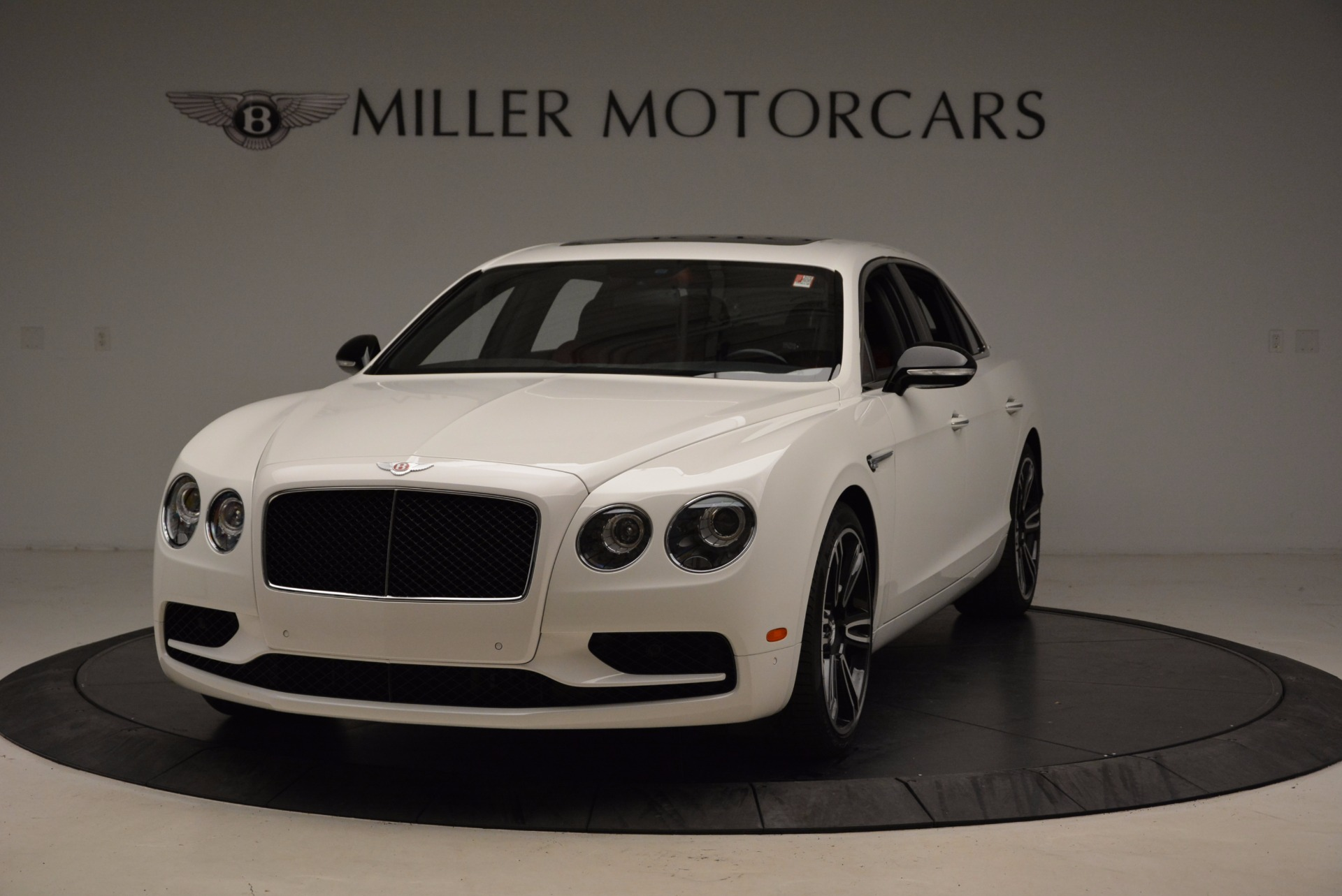 New 2017 Bentley Flying Spur V8 S For Sale In Westport, CT 1711_main