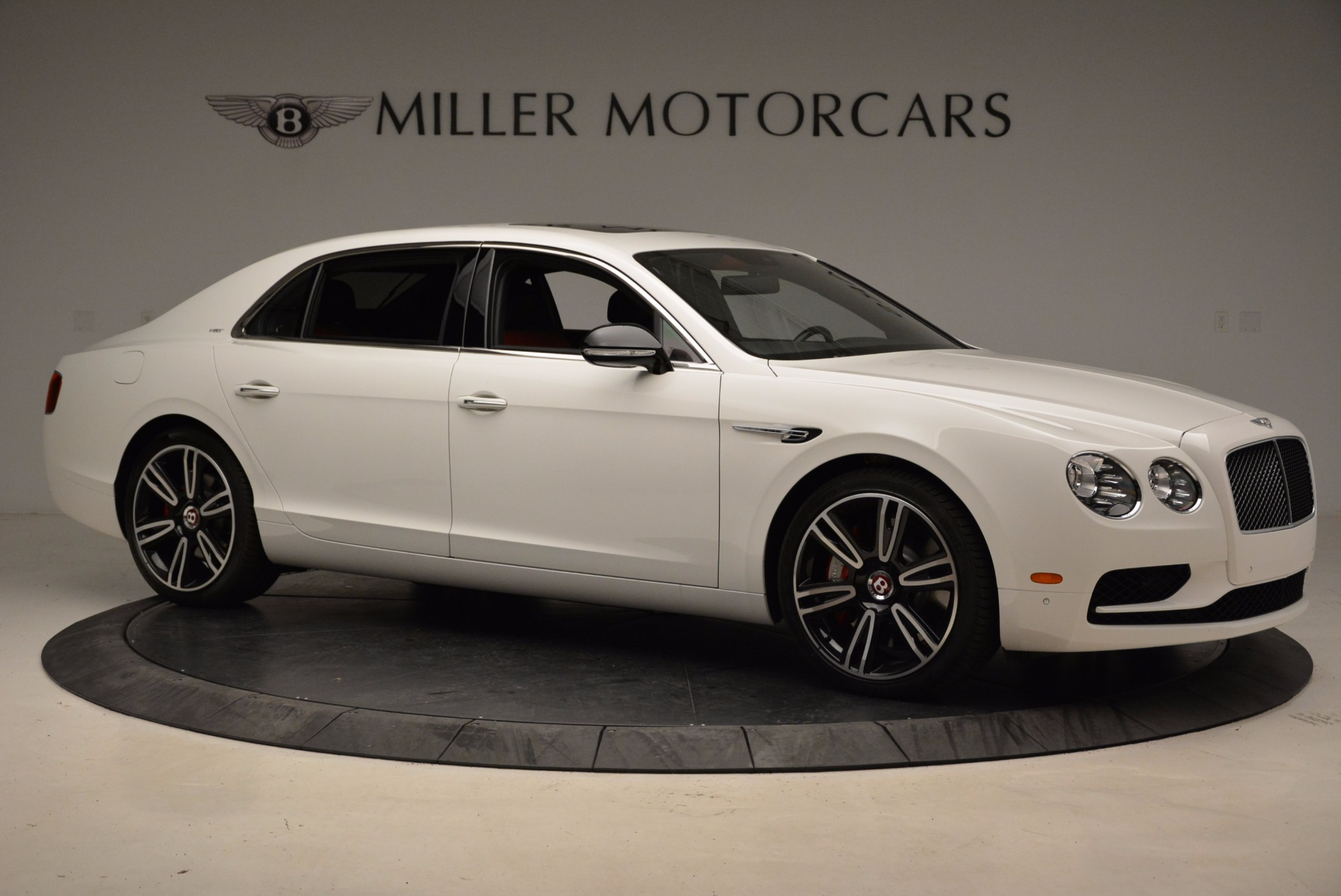 New 2017 Bentley Flying Spur V8 S For Sale In Westport, CT 1711_p11