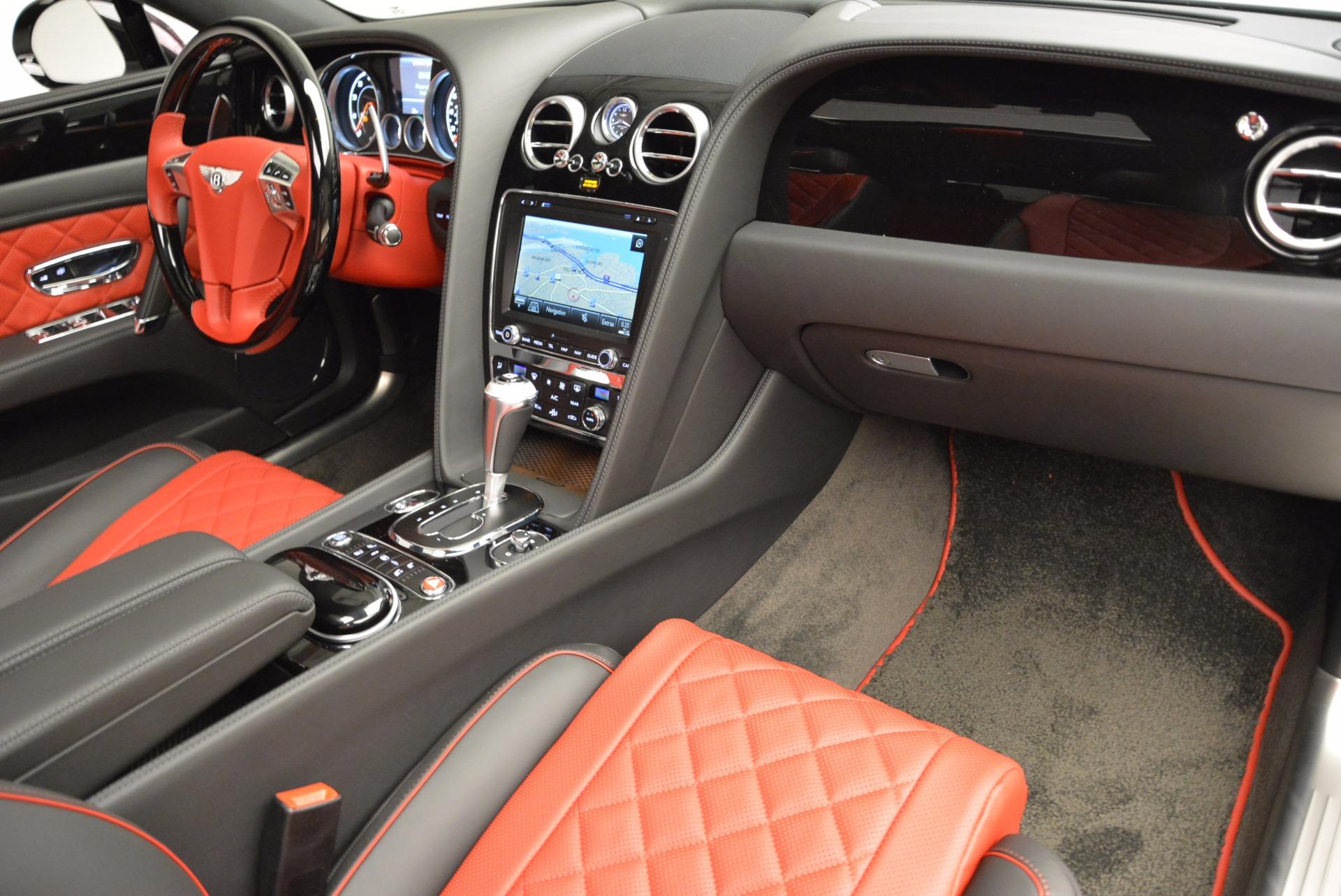 New 2017 Bentley Flying Spur V8 S For Sale In Westport, CT 1711_p26