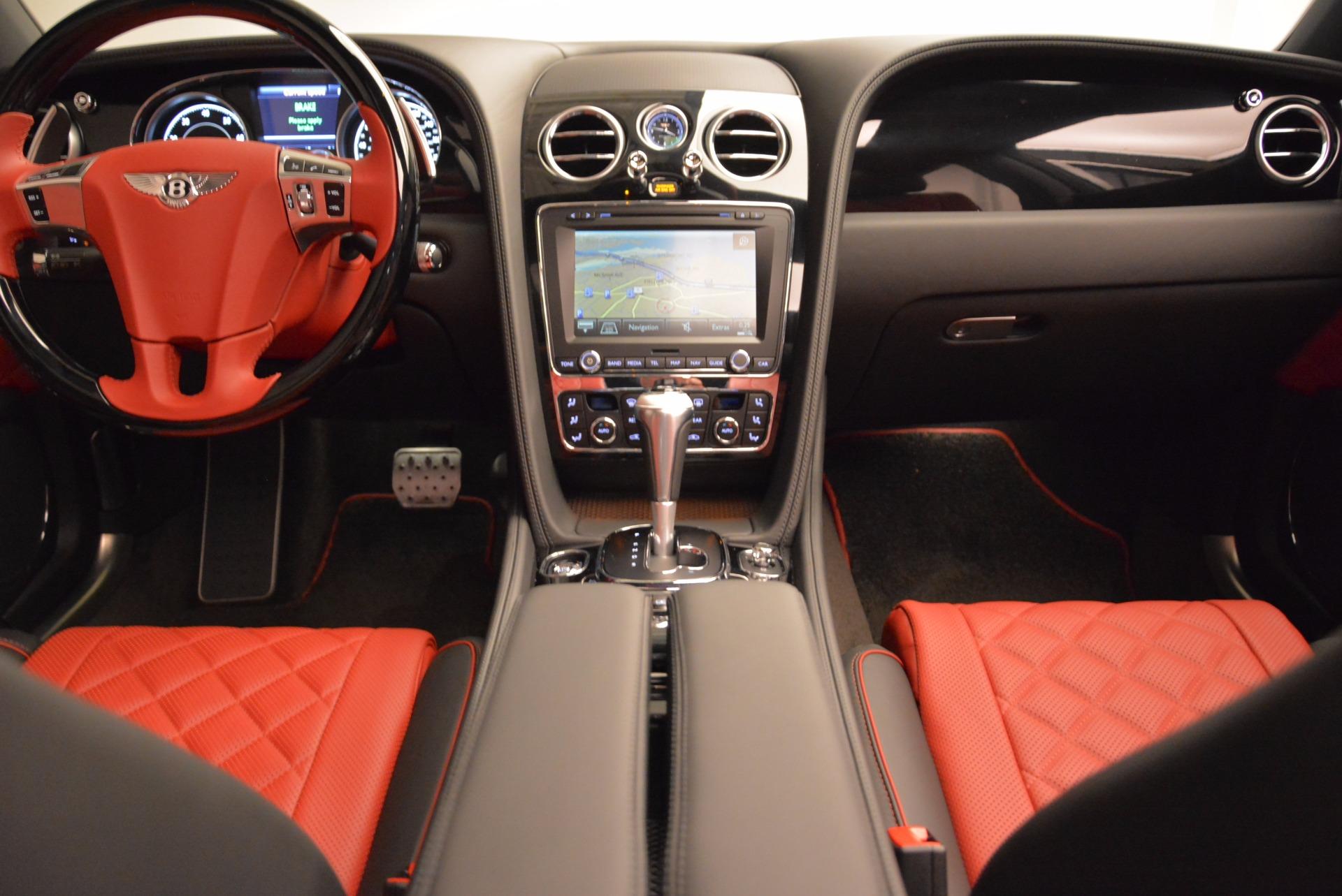 New 2017 Bentley Flying Spur V8 S For Sale In Westport, CT 1711_p29