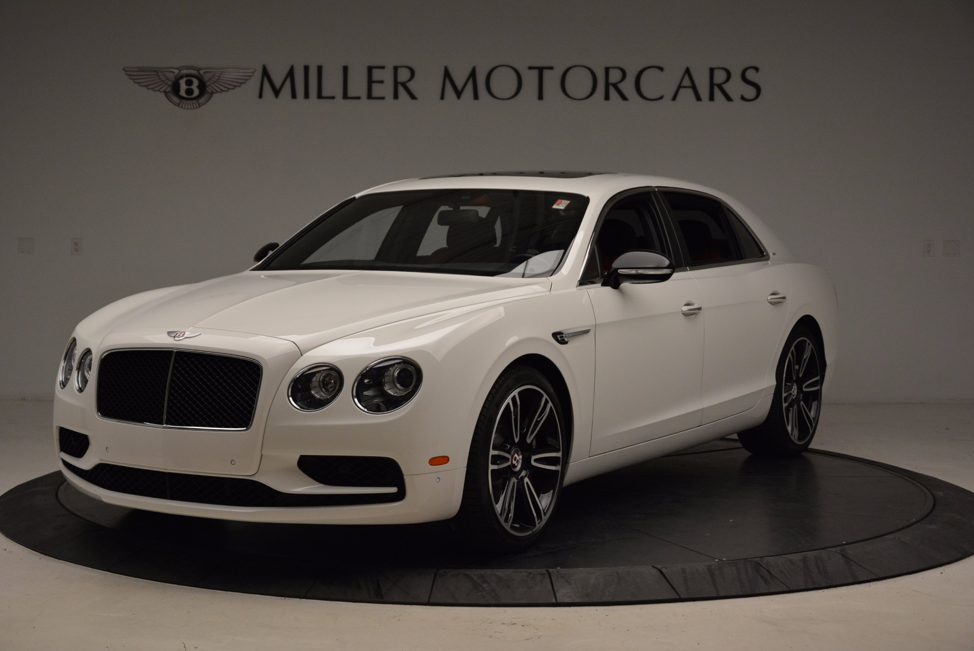 New 2017 Bentley Flying Spur V8 S For Sale In Westport, CT 1711_p2