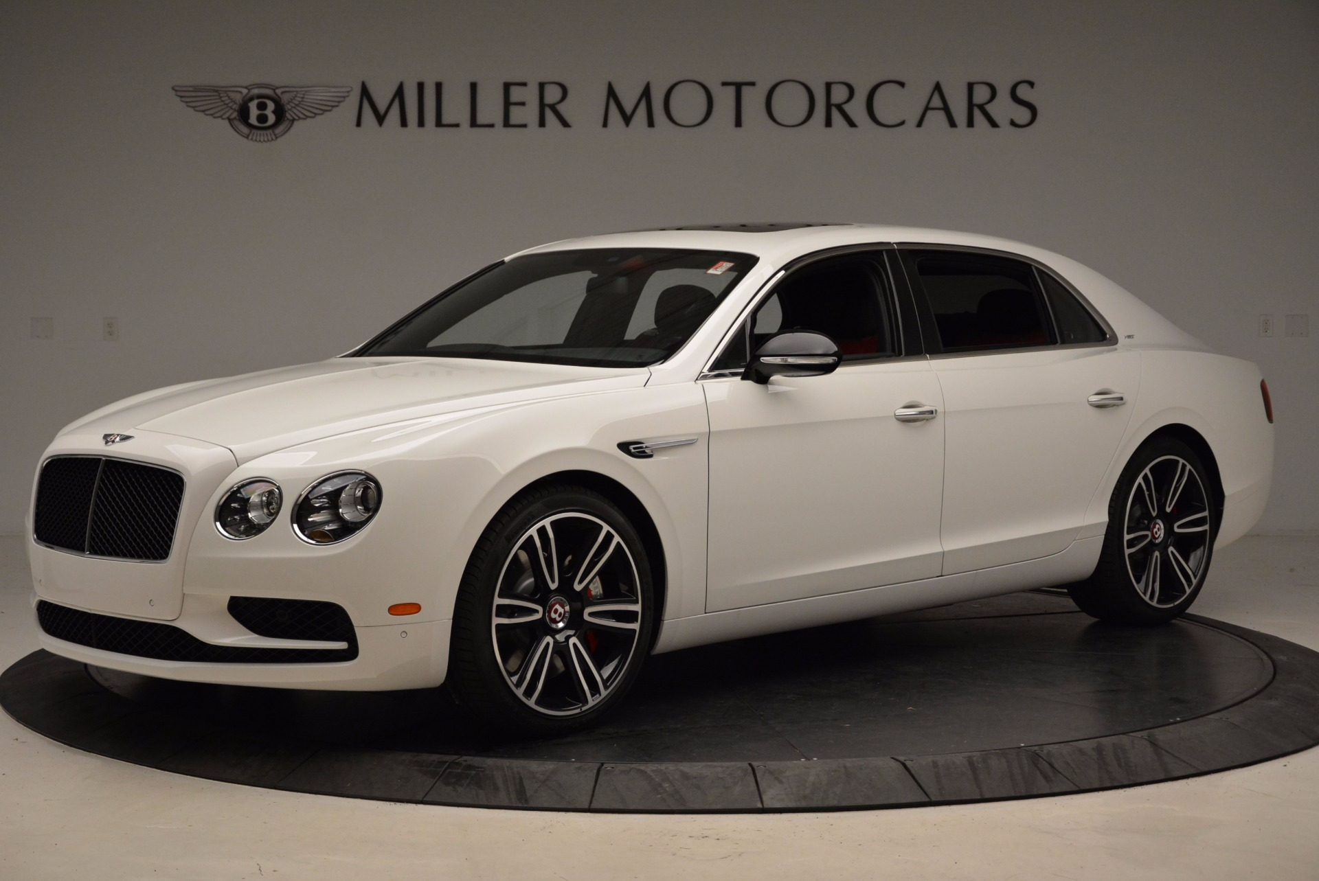 New 2017 Bentley Flying Spur V8 S For Sale In Westport, CT 1711_p3