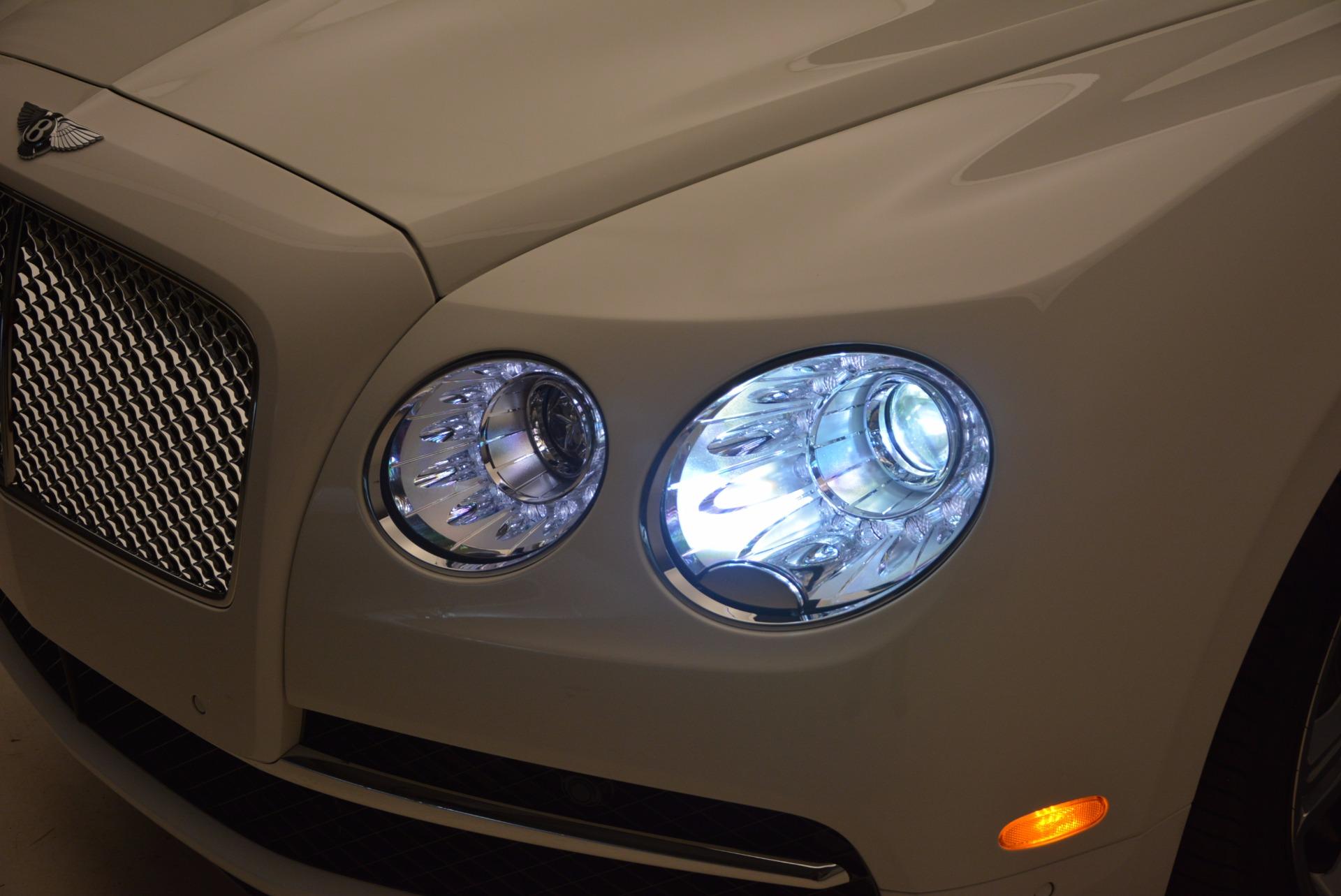 New 2017 Bentley Flying Spur W12 For Sale In Westport, CT 1712_p17