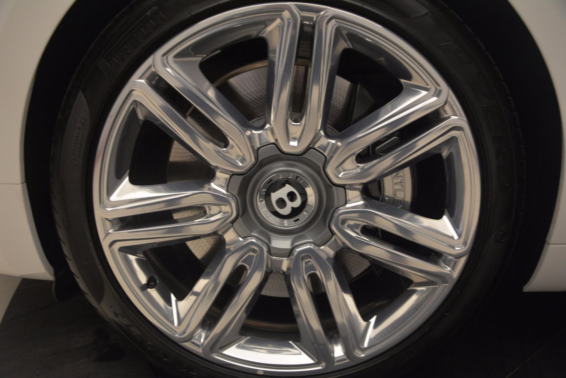 New 2017 Bentley Flying Spur W12 For Sale In Westport, CT 1712_p19