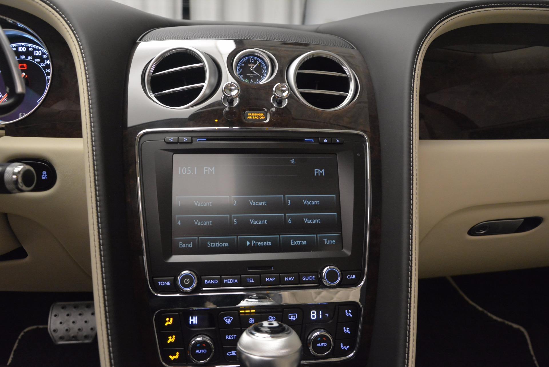 New 2017 Bentley Flying Spur W12 For Sale In Westport, CT 1712_p29