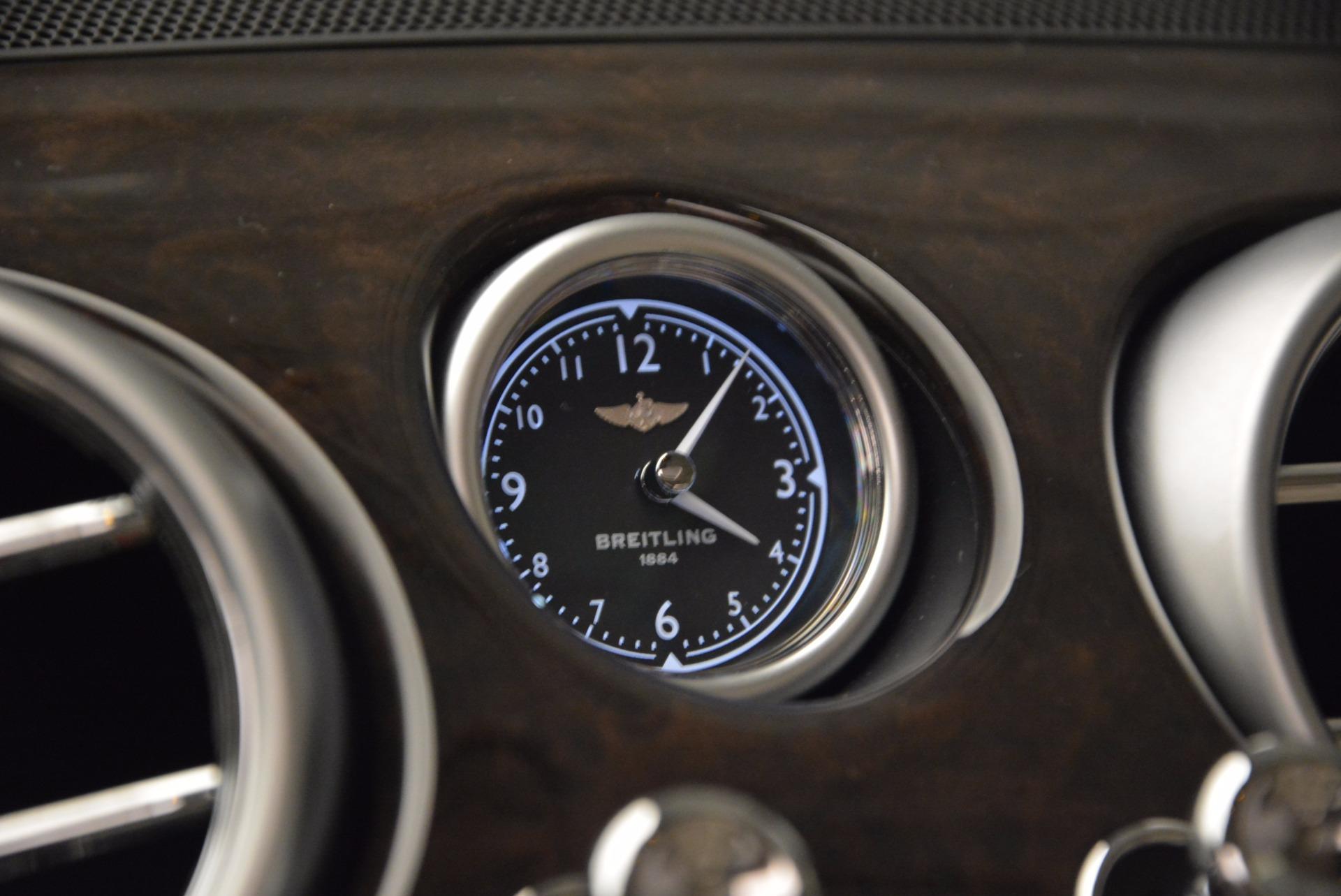 New 2017 Bentley Flying Spur W12 For Sale In Westport, CT 1712_p30