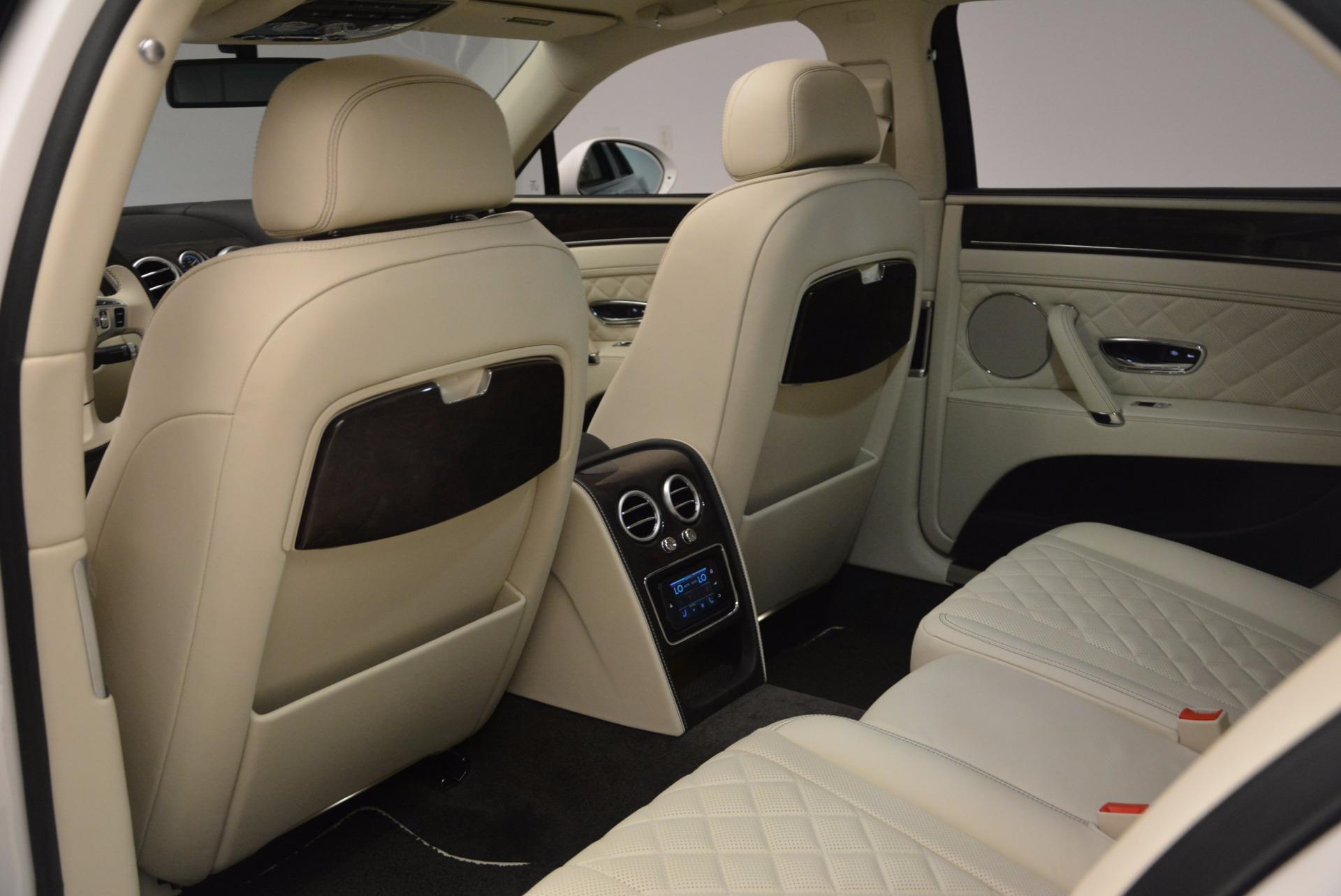 New 2017 Bentley Flying Spur W12 For Sale In Westport, CT 1712_p32