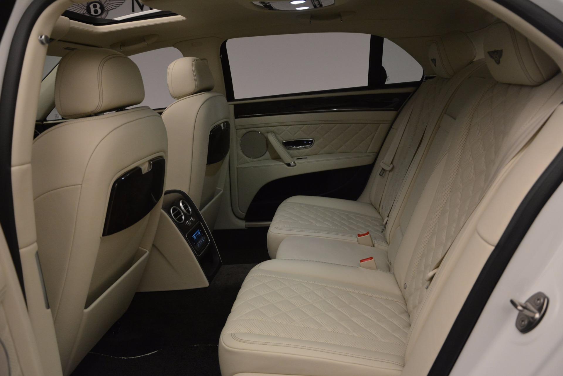 New 2017 Bentley Flying Spur W12 For Sale In Westport, CT 1712_p34