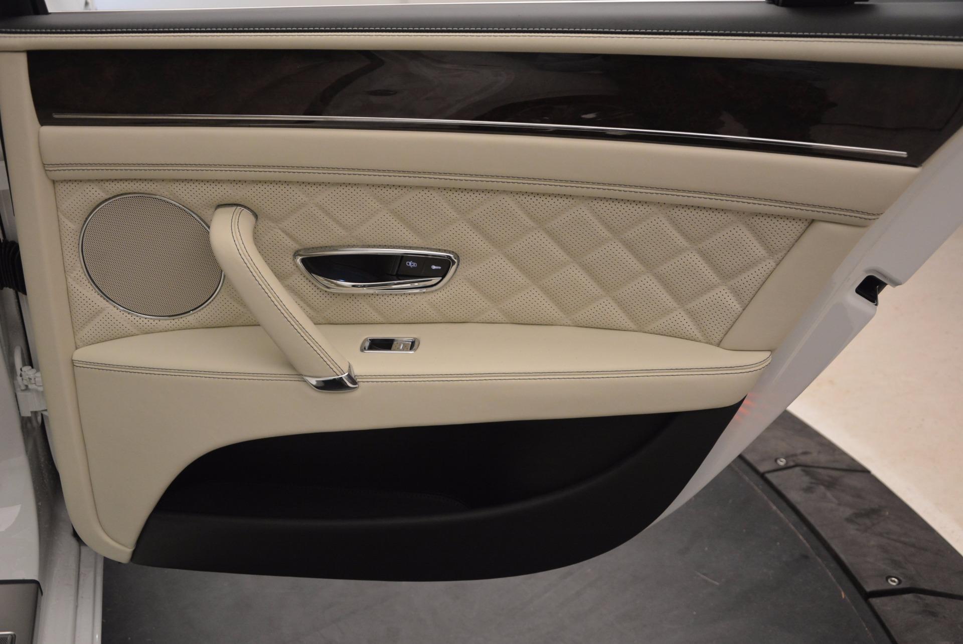 New 2017 Bentley Flying Spur W12 For Sale In Westport, CT 1712_p40