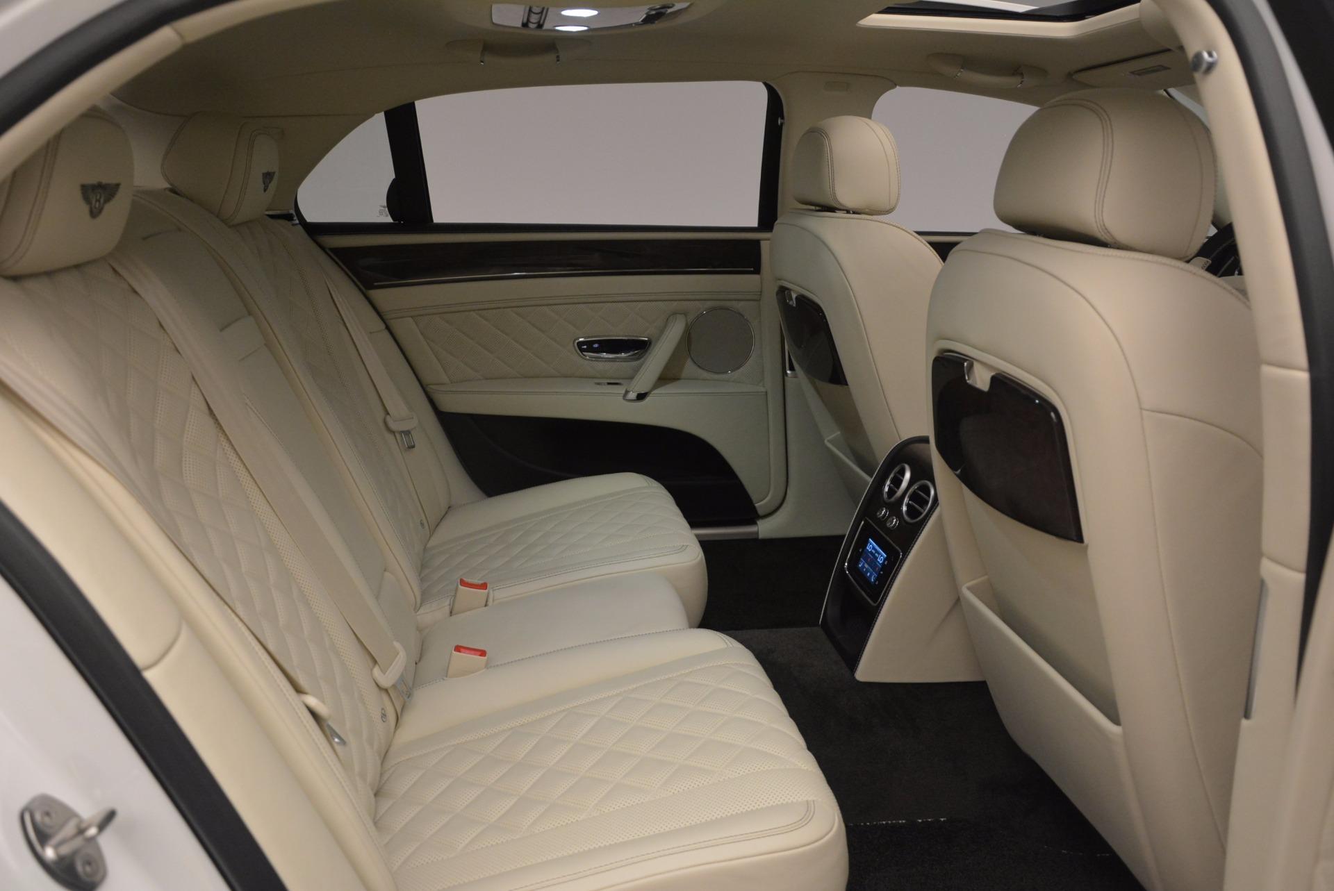 New 2017 Bentley Flying Spur W12 For Sale In Westport, CT 1712_p41