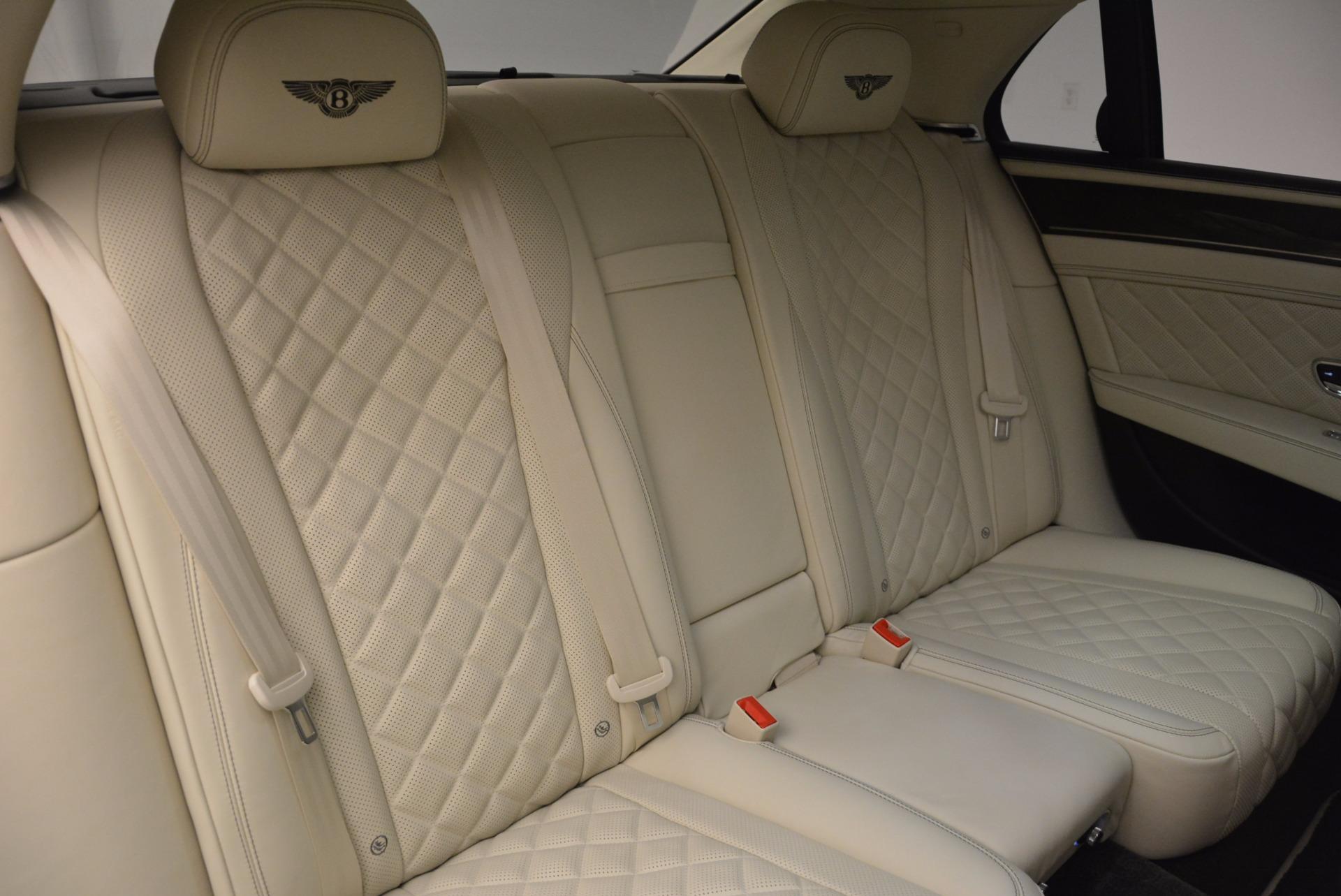 New 2017 Bentley Flying Spur W12 For Sale In Westport, CT 1712_p43