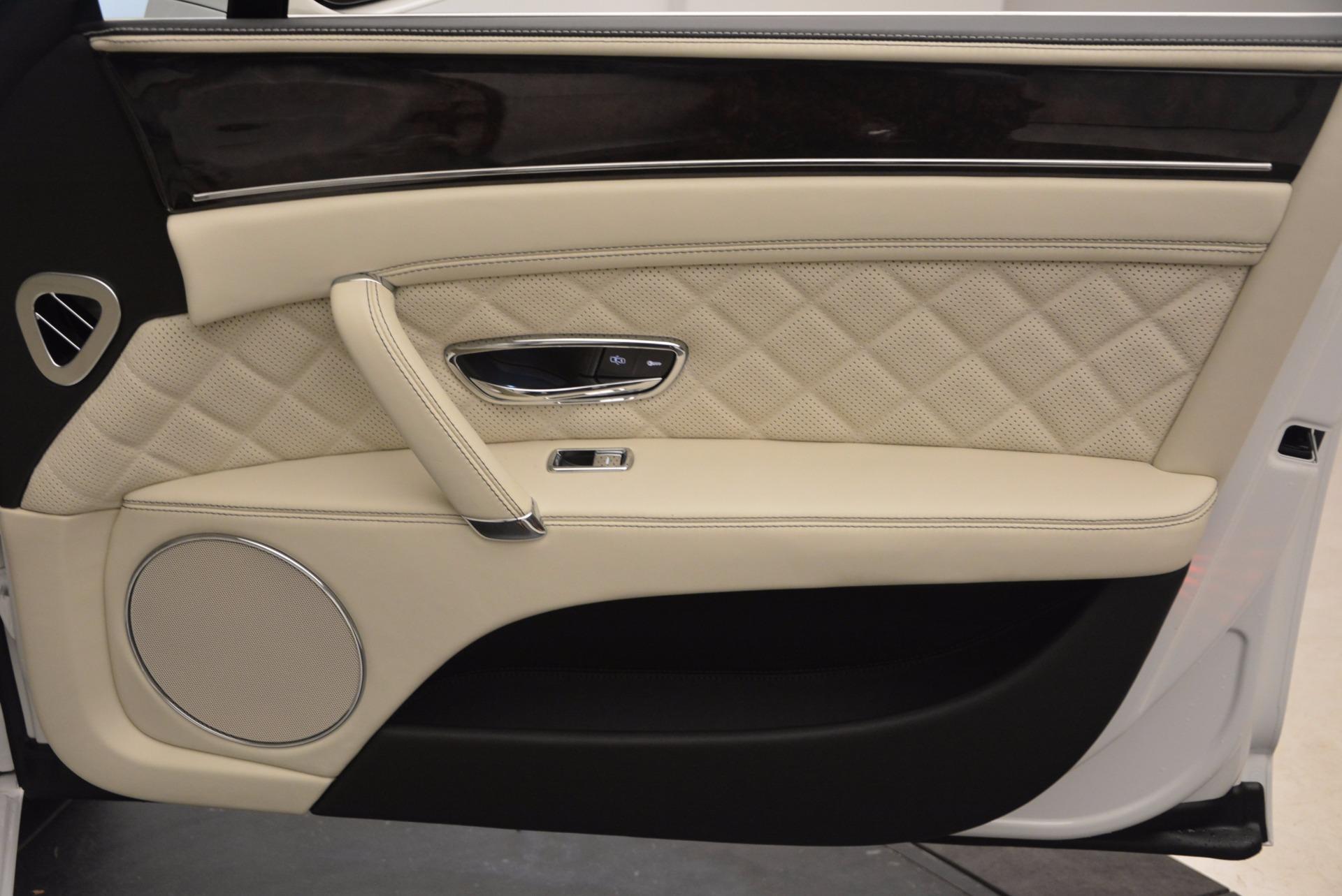 New 2017 Bentley Flying Spur W12 For Sale In Westport, CT 1712_p45