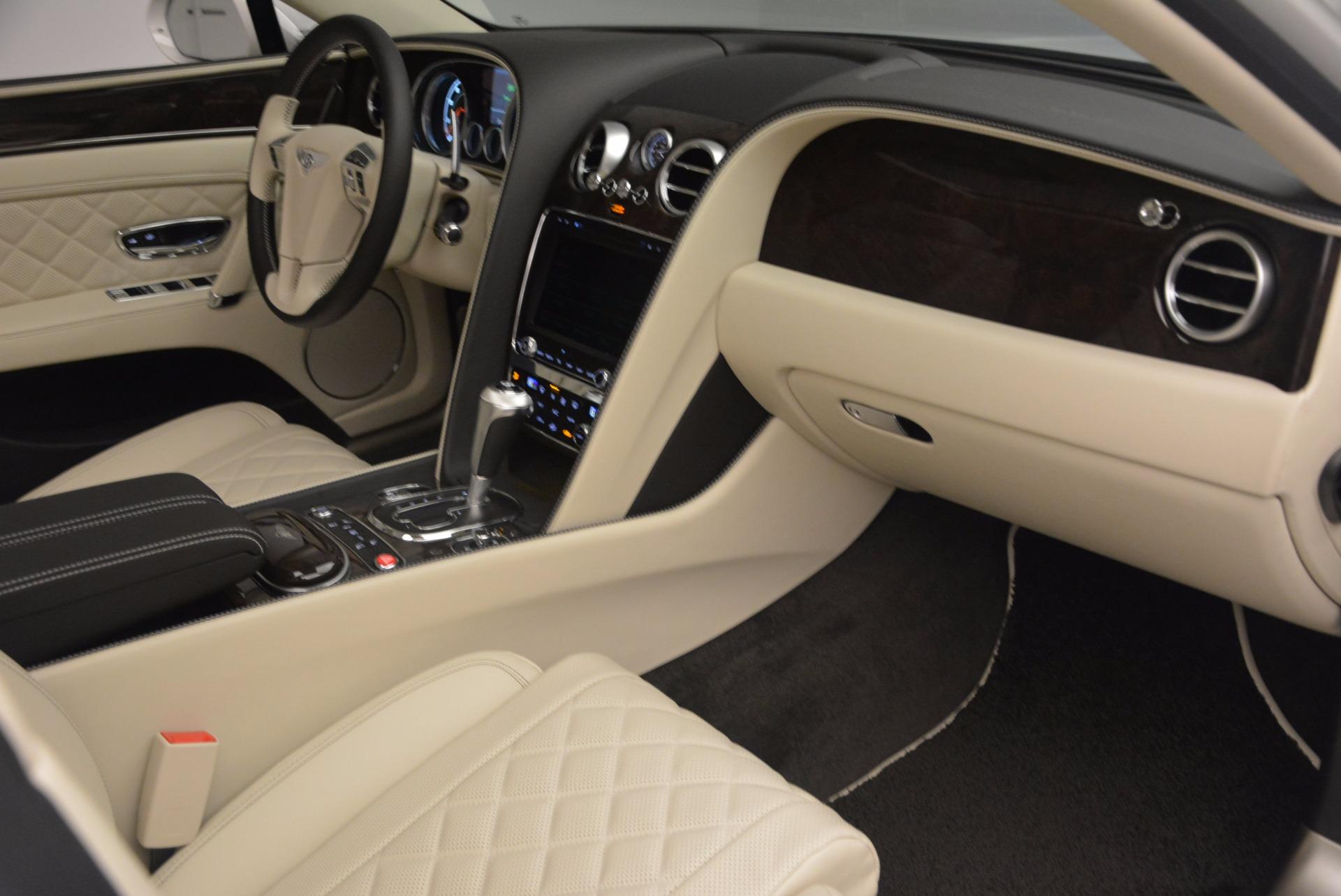 New 2017 Bentley Flying Spur W12 For Sale In Westport, CT 1712_p46