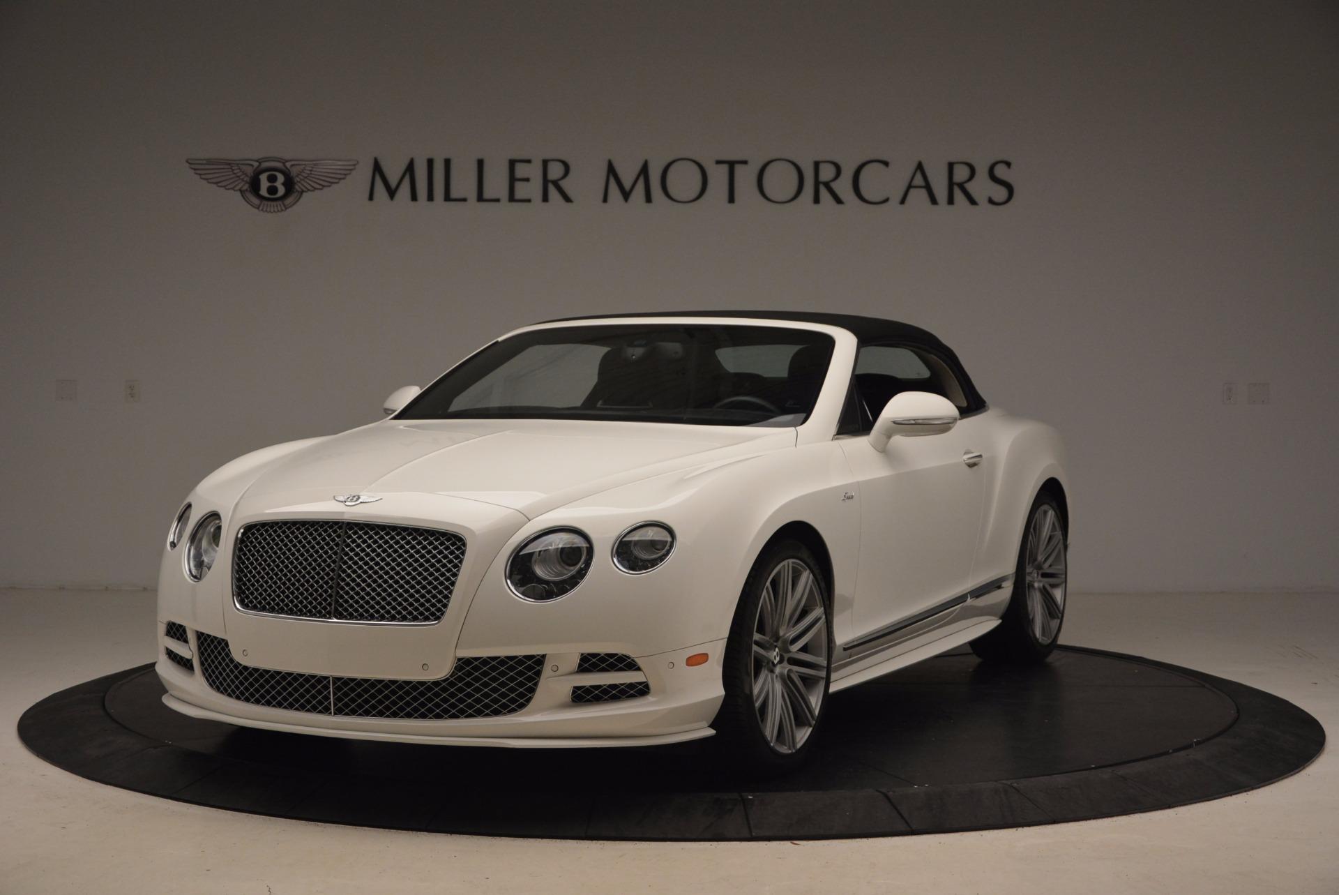 Used 2015 Bentley Continental GT Speed For Sale In Westport, CT 1714_p13