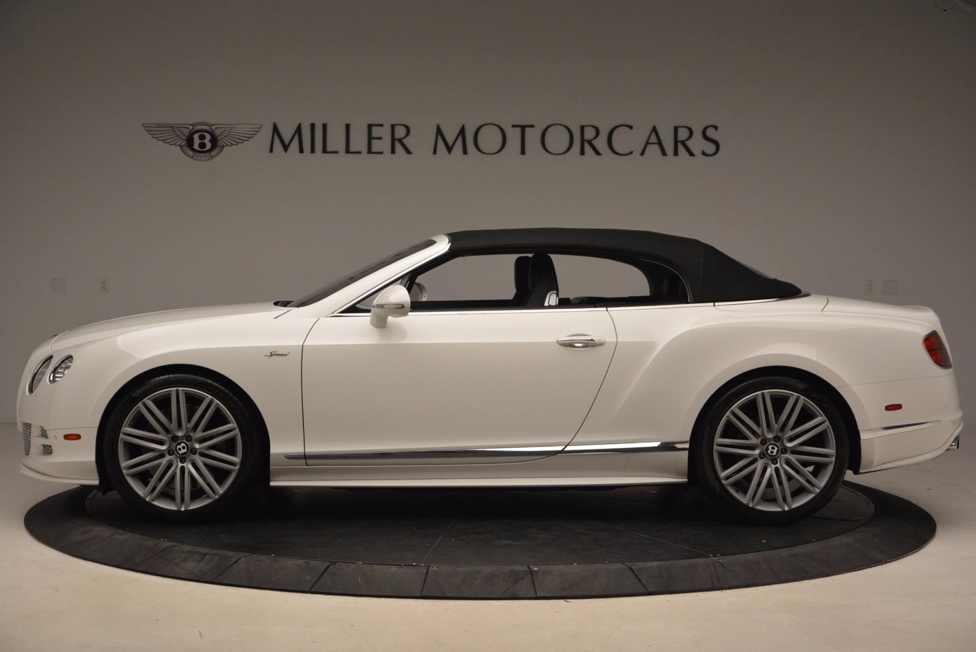 Used 2015 Bentley Continental GT Speed For Sale In Westport, CT 1714_p15