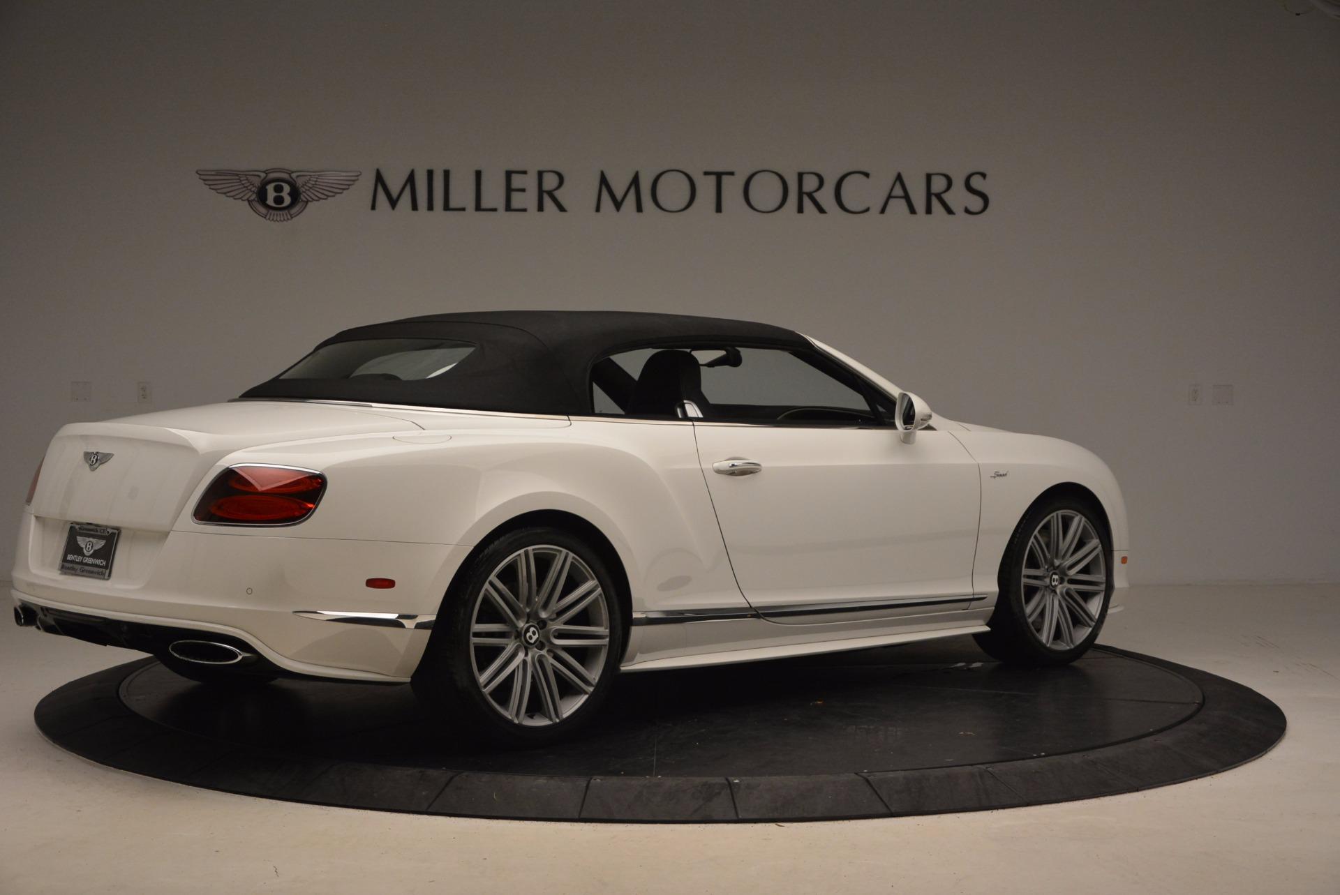 Used 2015 Bentley Continental GT Speed For Sale In Westport, CT 1714_p20