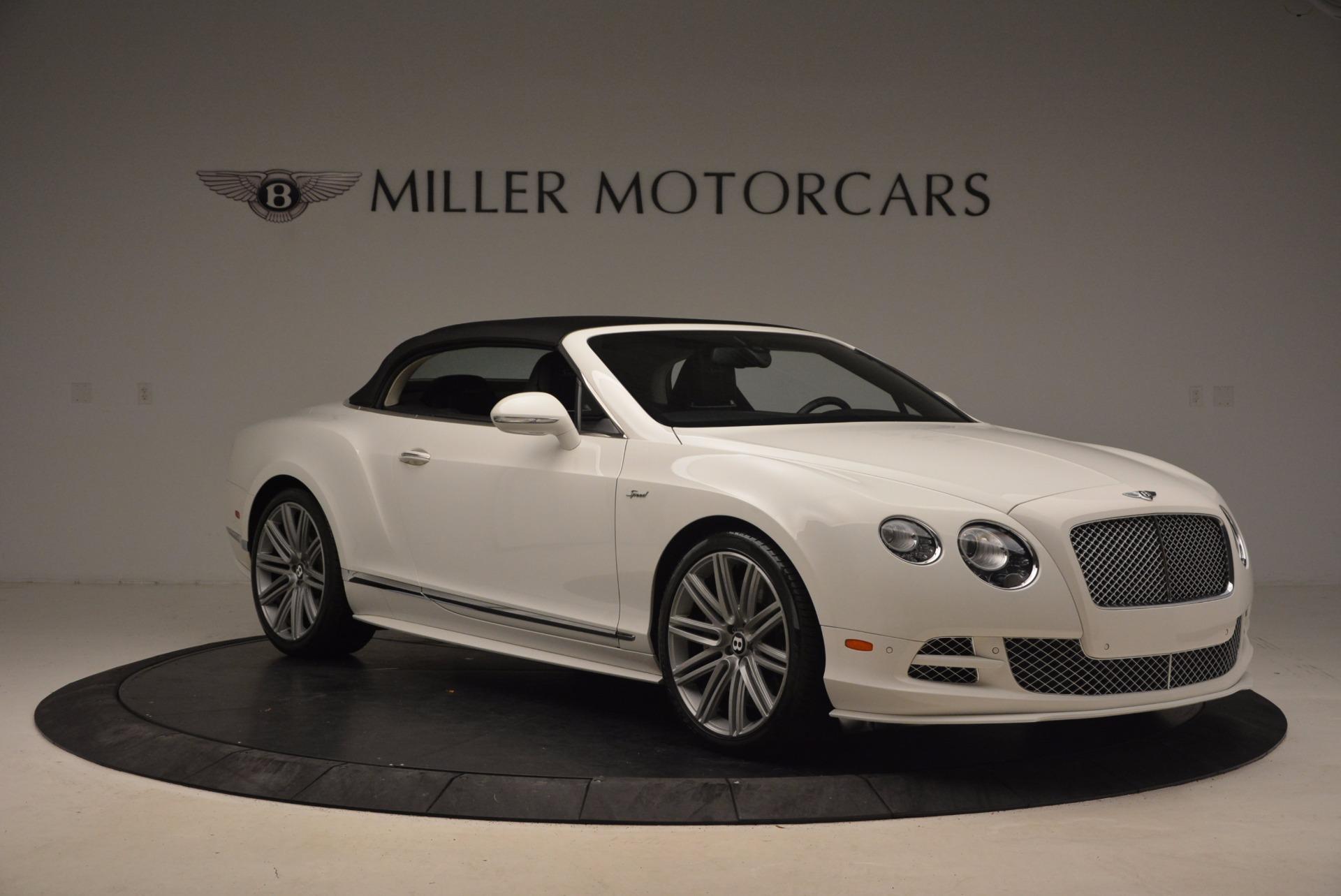 Used 2015 Bentley Continental GT Speed For Sale In Westport, CT 1714_p23