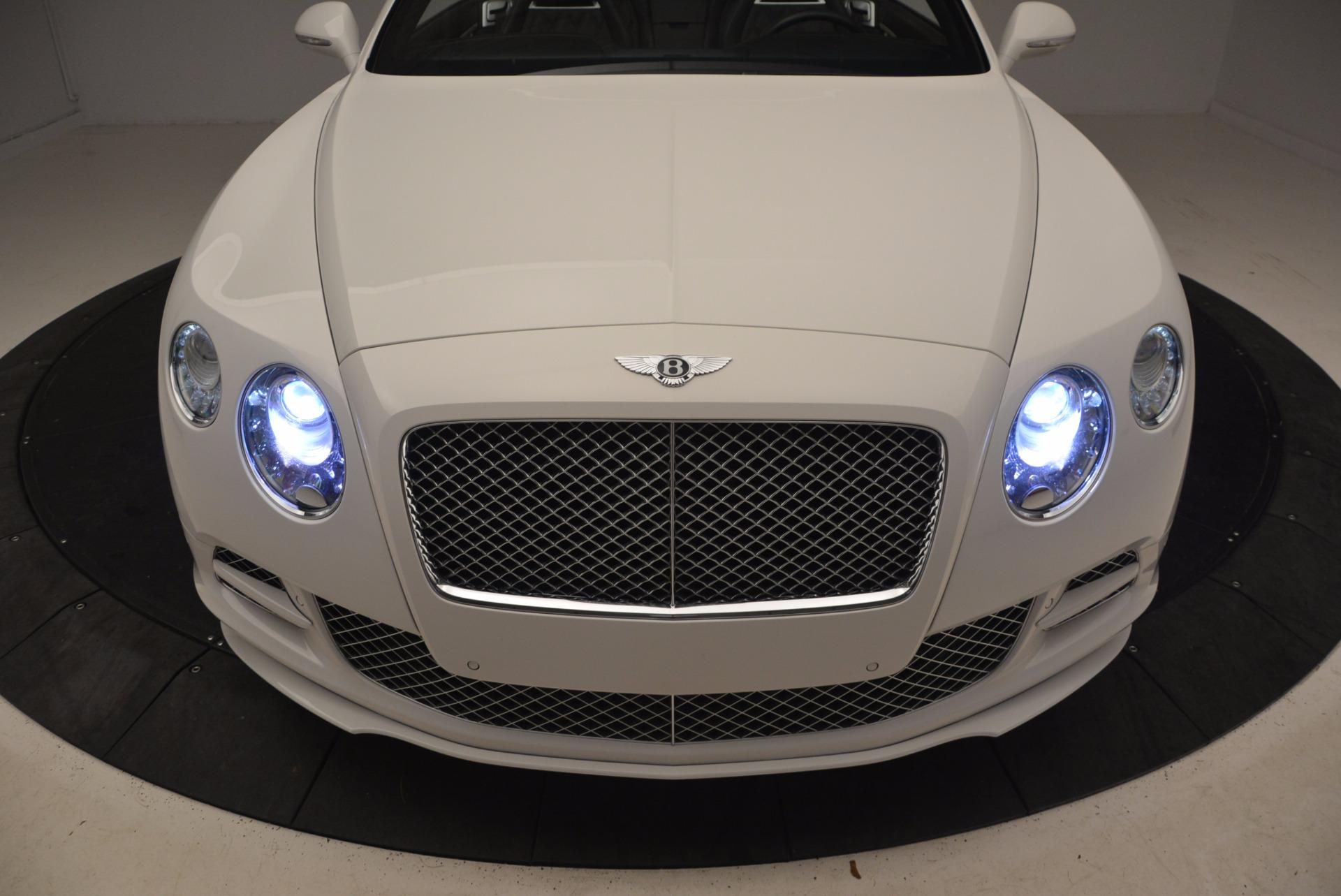 Used 2015 Bentley Continental GT Speed For Sale In Westport, CT 1714_p27