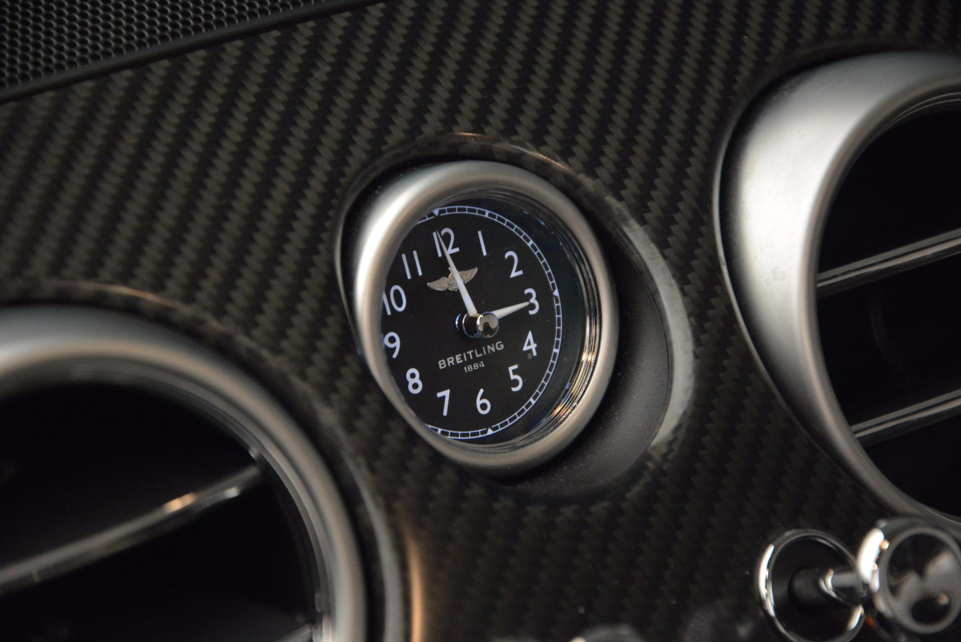 Used 2015 Bentley Continental GT Speed For Sale In Westport, CT 1714_p37