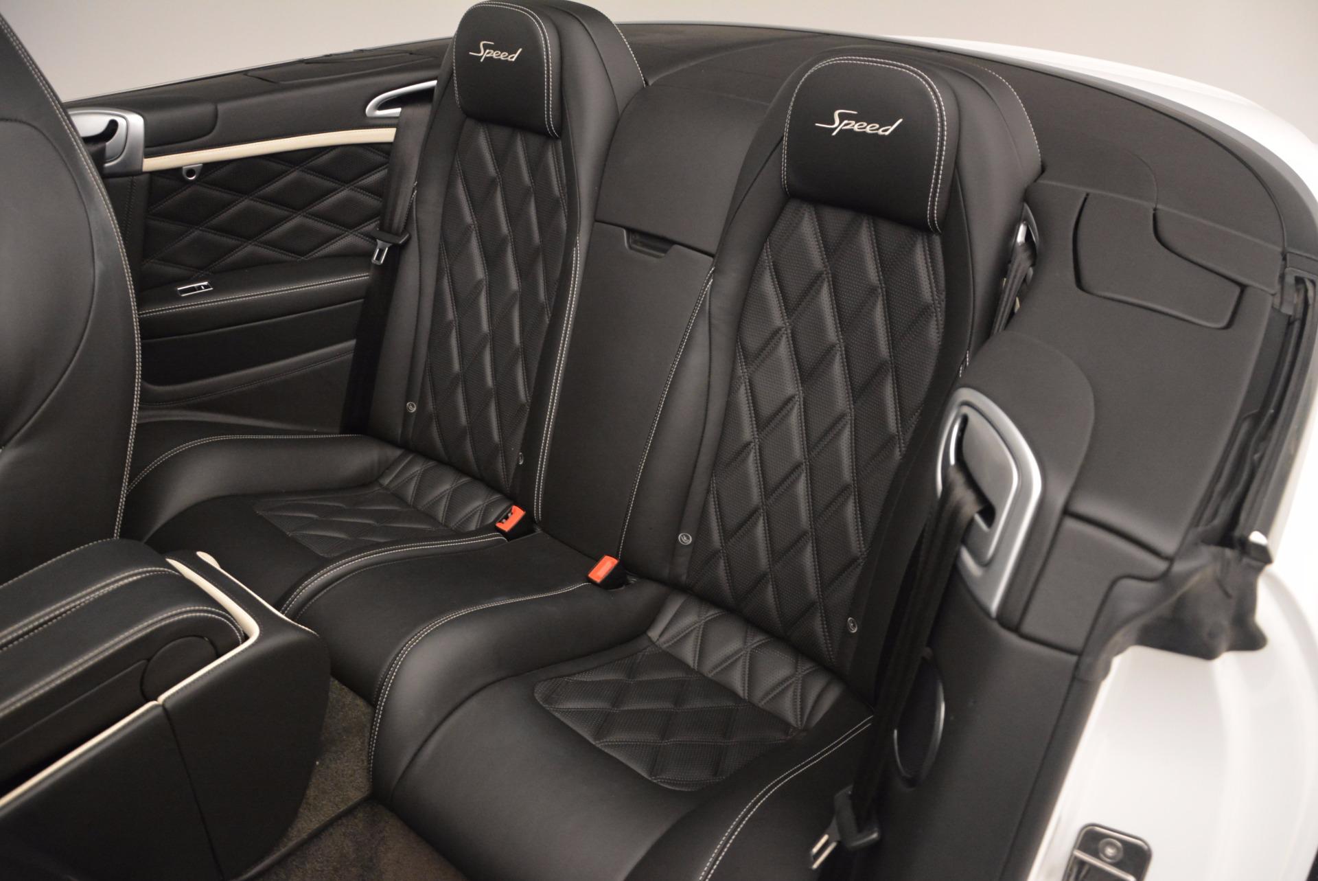 Used 2015 Bentley Continental GT Speed For Sale In Westport, CT 1714_p38
