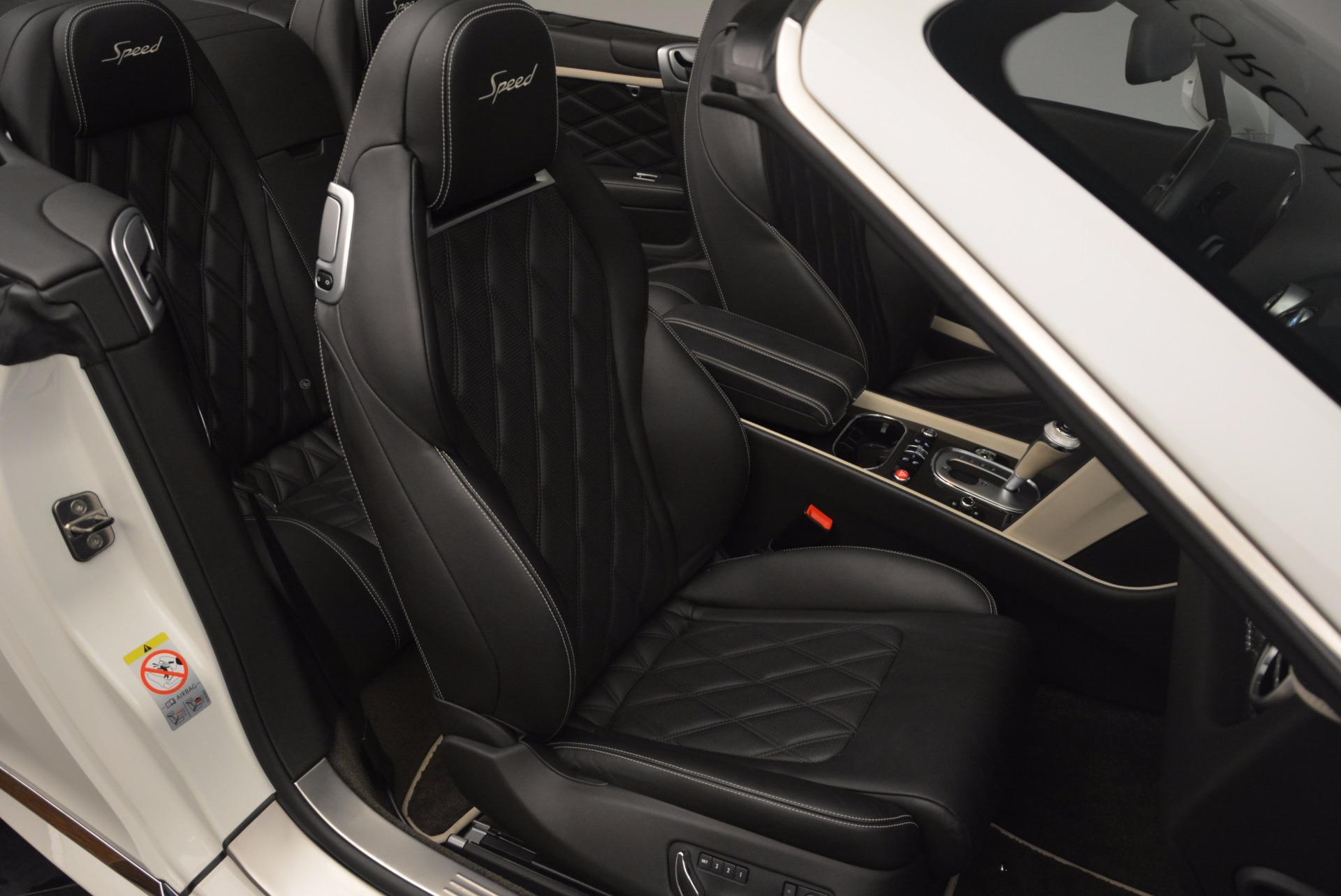 Used 2015 Bentley Continental GT Speed For Sale In Westport, CT 1714_p46